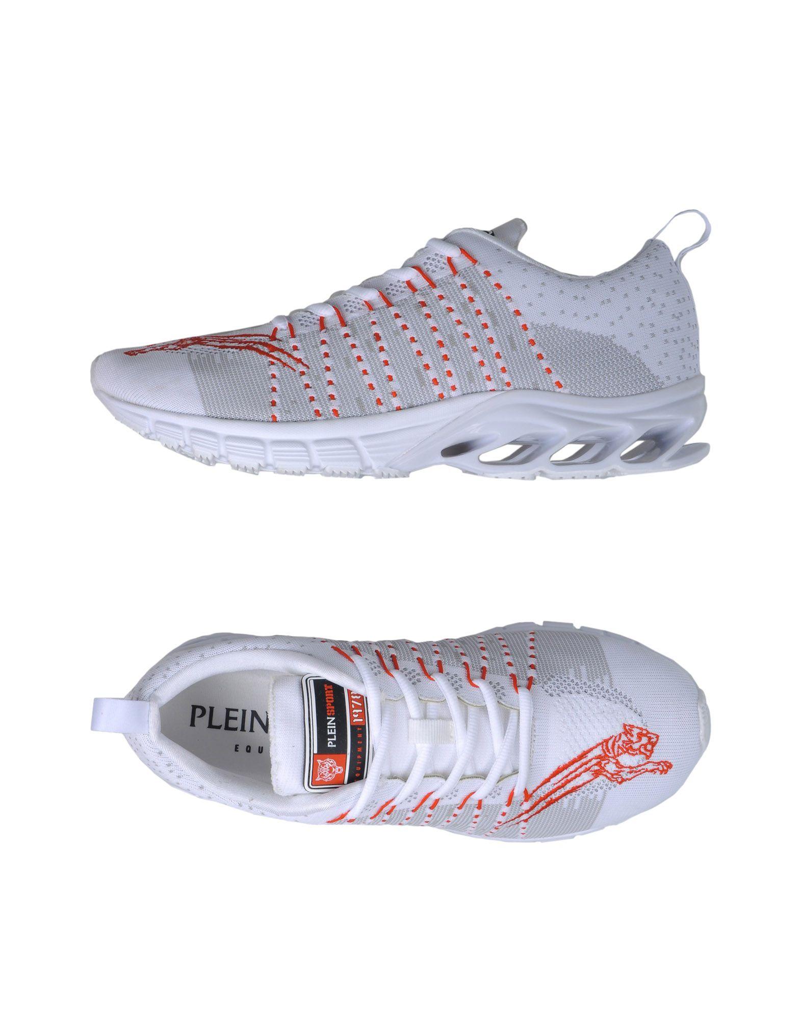 7b9afc1b9e Plein Sport Sneakers - Women Plein Sport Sneakers online on YOOX ...