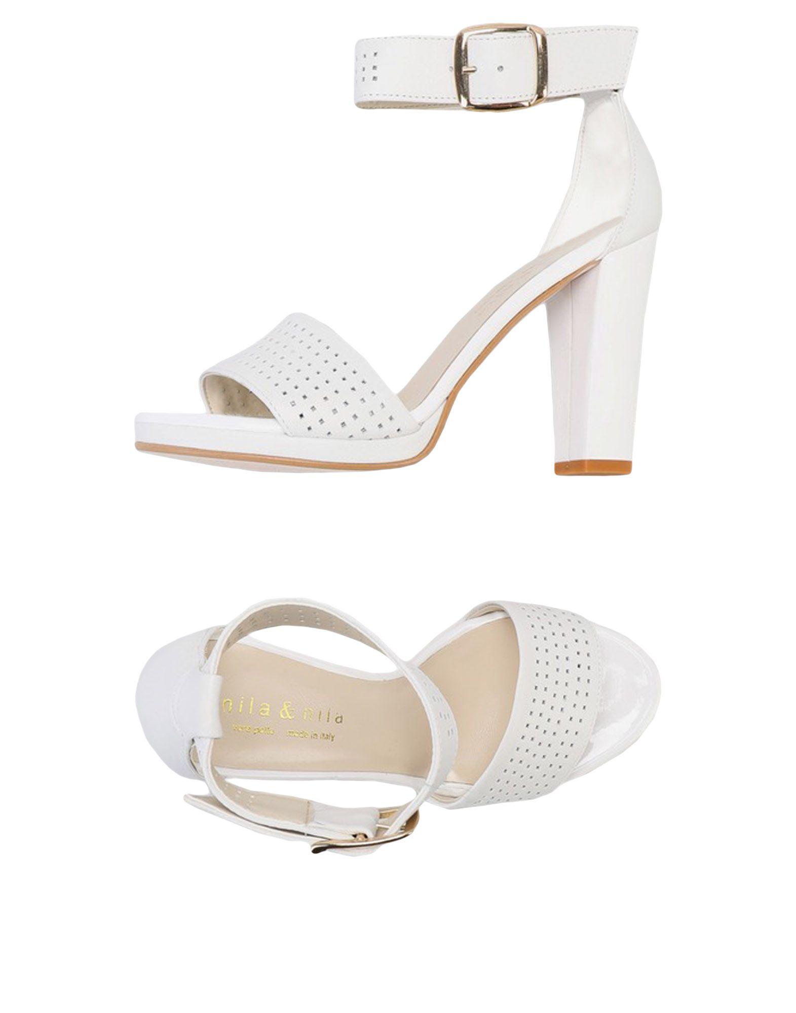 Nila & Nila Sandalen Damen  11351598JH Gute Qualität beliebte Schuhe