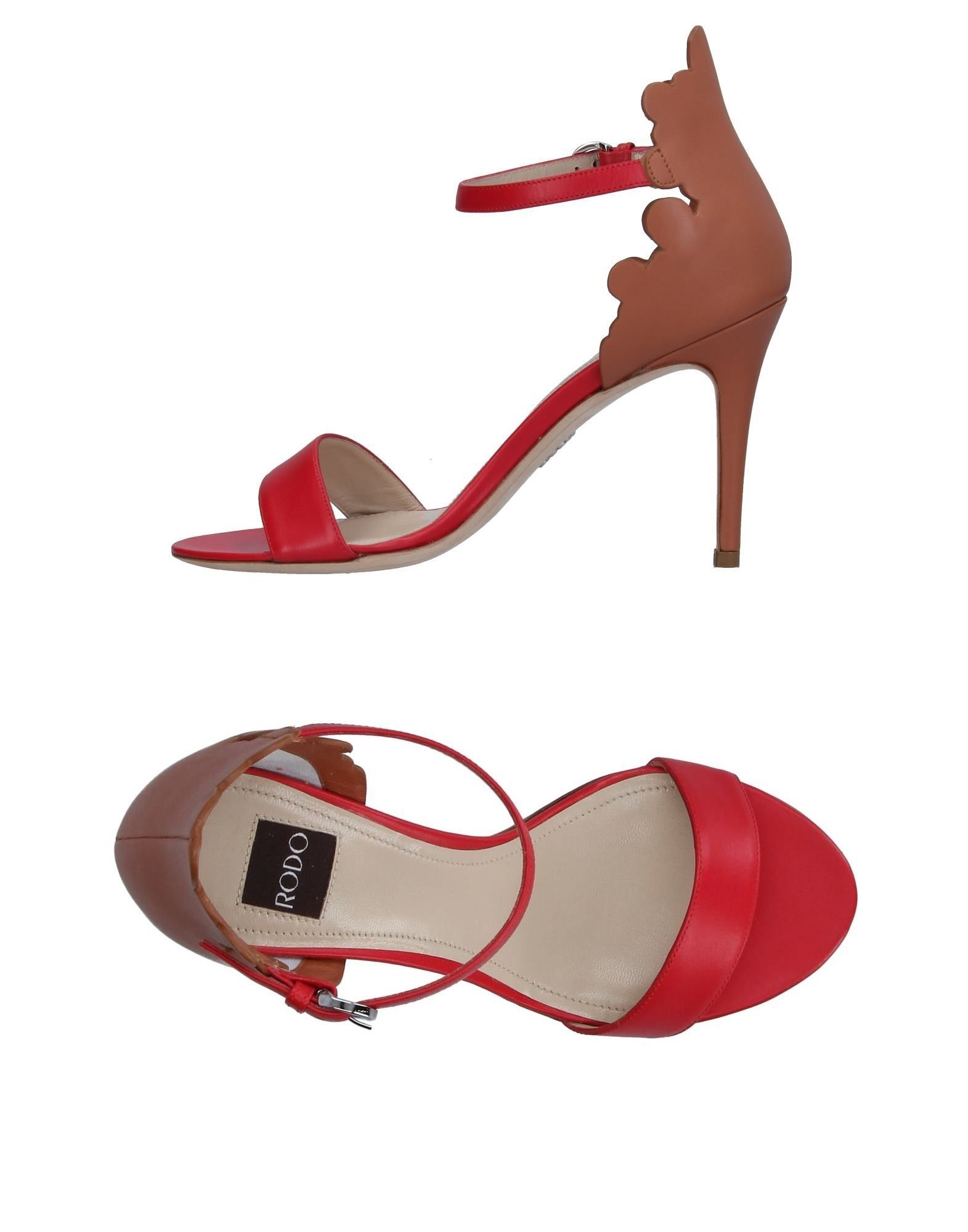 Stilvolle billige Schuhe Damen Rodo Sandalen Damen Schuhe  11351762DH f72ad9