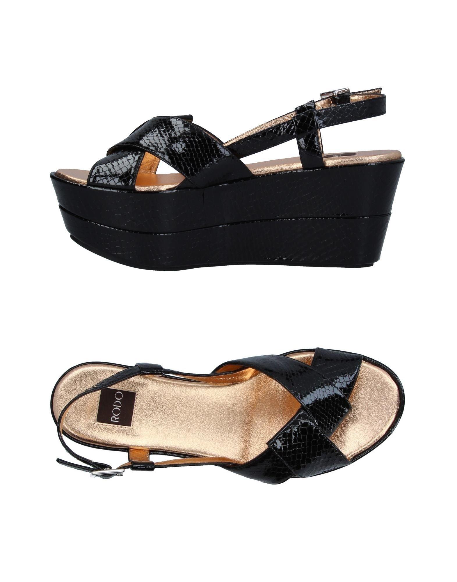 Stilvolle billige  Schuhe Rodo Sandalen Damen  billige 11351823RX 855806