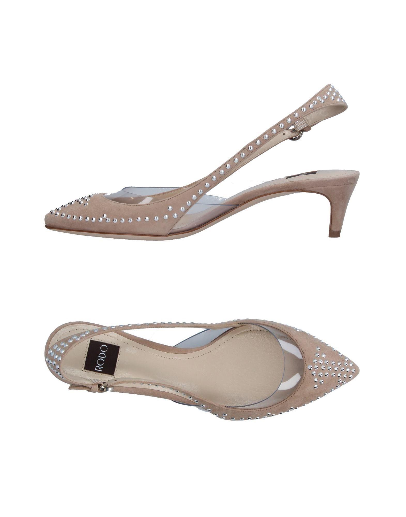 Stilvolle billige Schuhe Rodo Pumps Damen  11351831CK