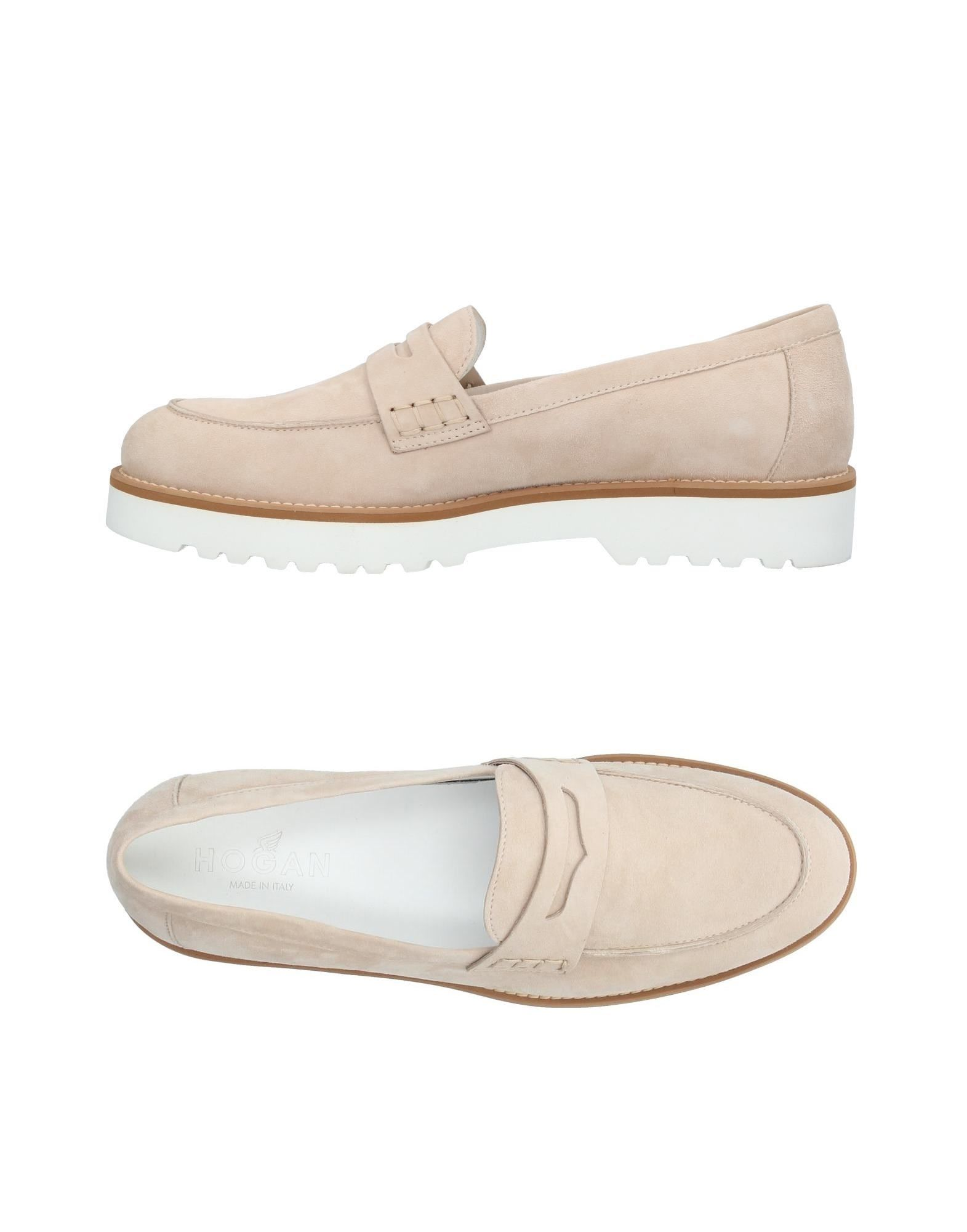 Hogan Mokassins Damen  11351942ANGut aussehende strapazierfähige Schuhe