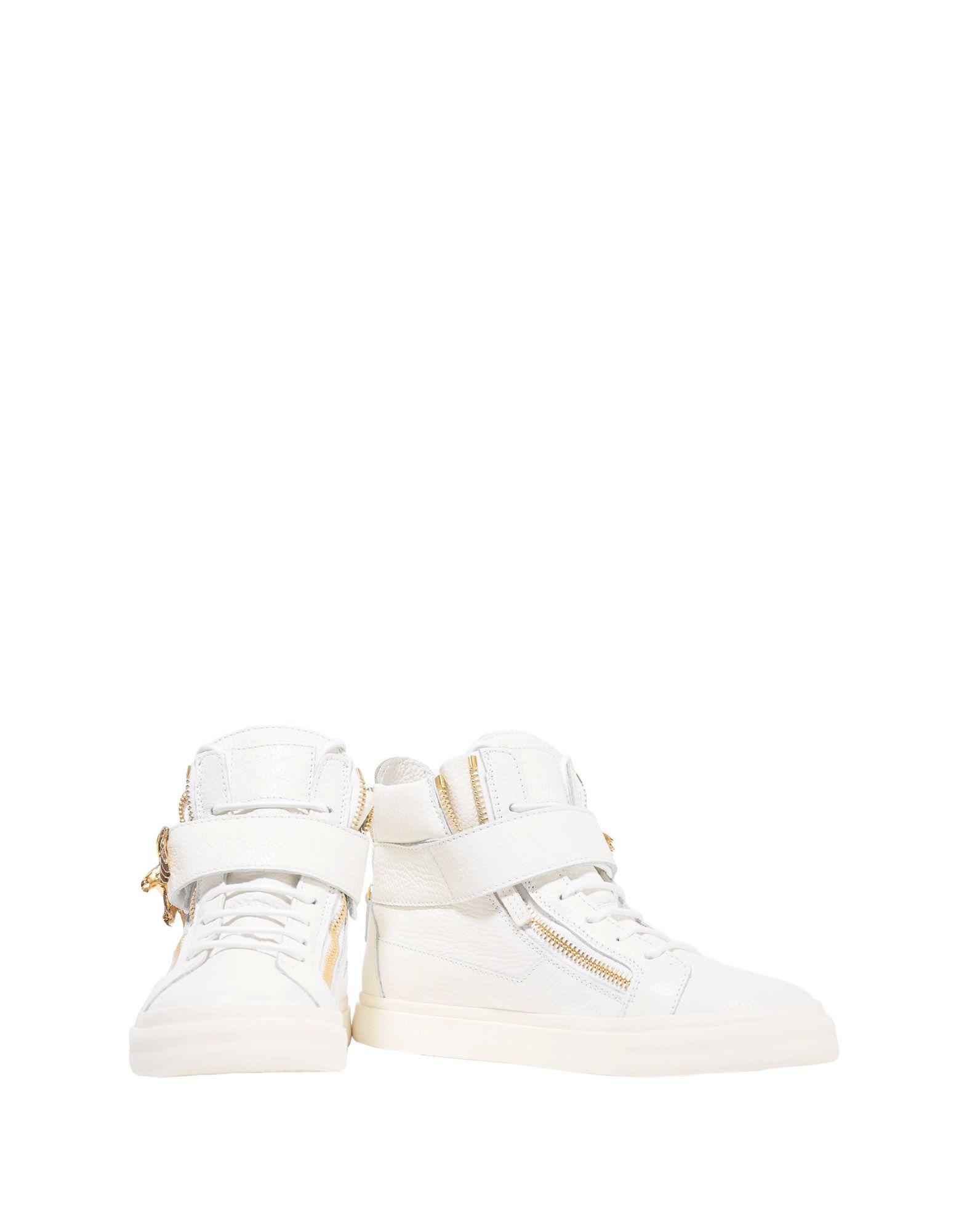 Giuseppe Zanotti Sneakers - Women Giuseppe Zanotti Sneakers - online on  Canada - Sneakers 11351948RV 387766