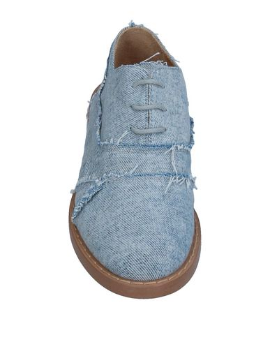 Lacets Maison Ciel Chaussures Margiela Bleu À Mm6 wI06q6