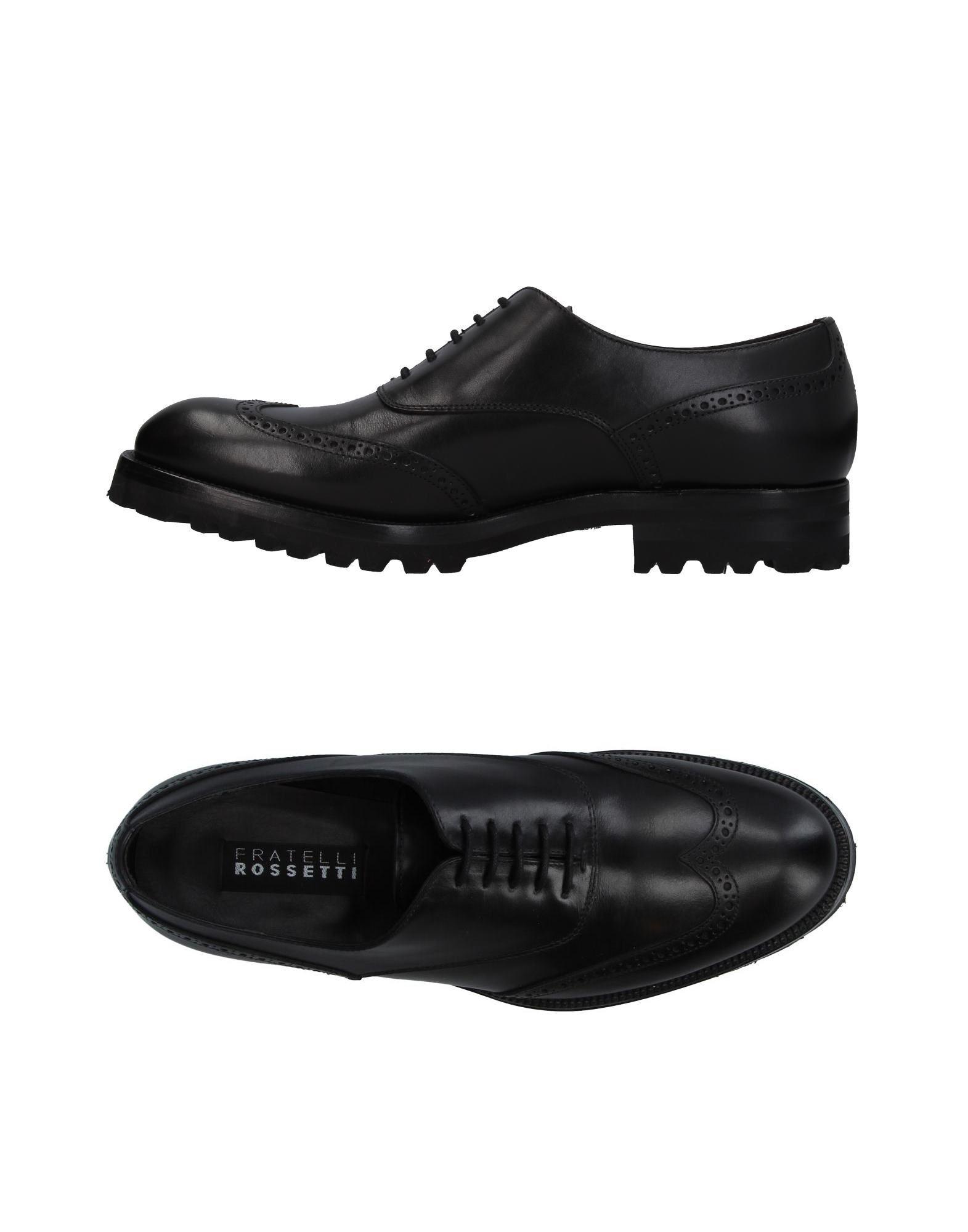Fratelli Rossetti Schnürschuhe Herren  11351998PV Gute Qualität beliebte Schuhe