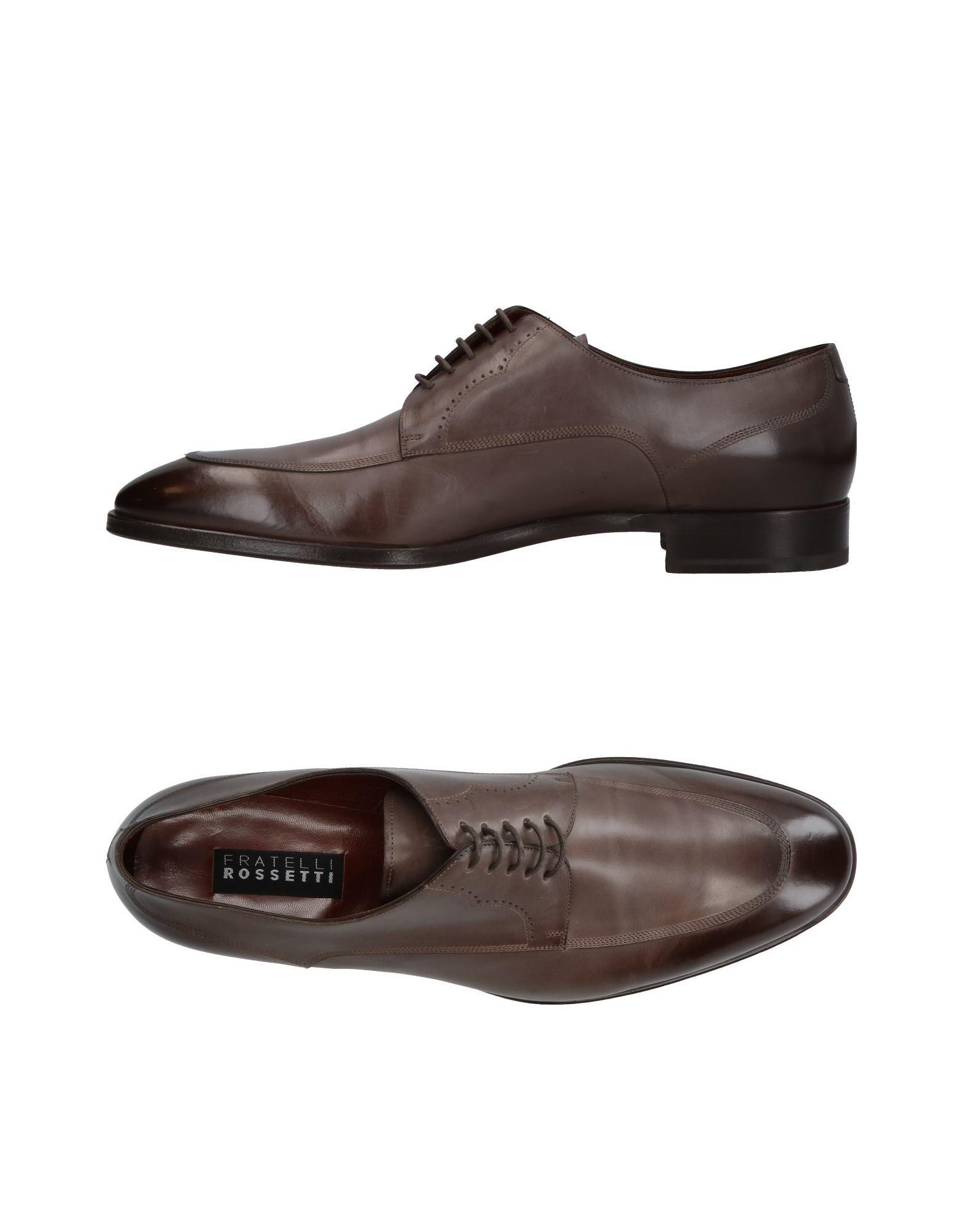 Fratelli Rossetti Schnürschuhe Herren  11352004VD Gute Qualität beliebte Schuhe