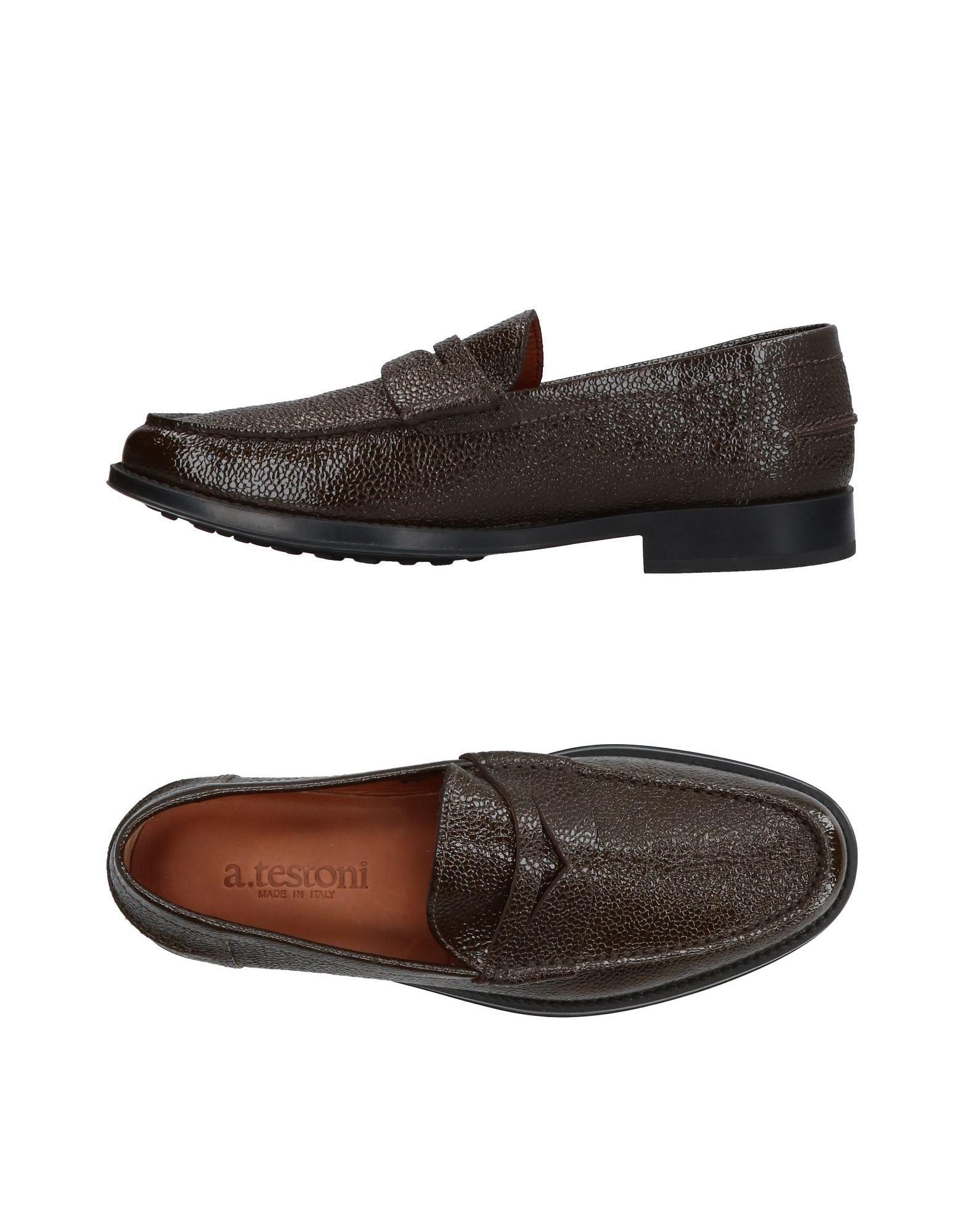A.Testoni Mokassins Herren  11352383PW Gute Qualität beliebte Schuhe
