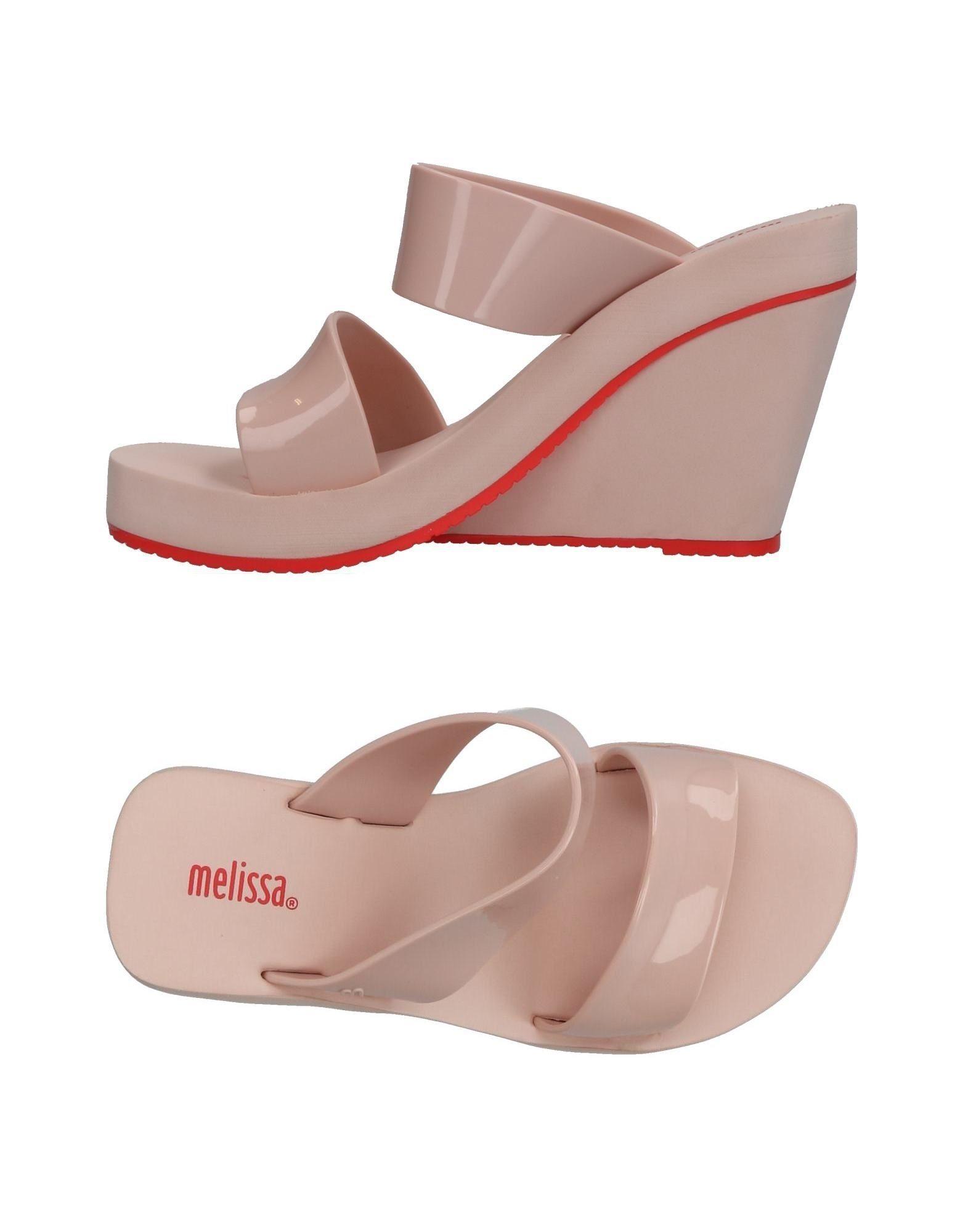 Sandales Melissa Femme - Sandales Melissa sur