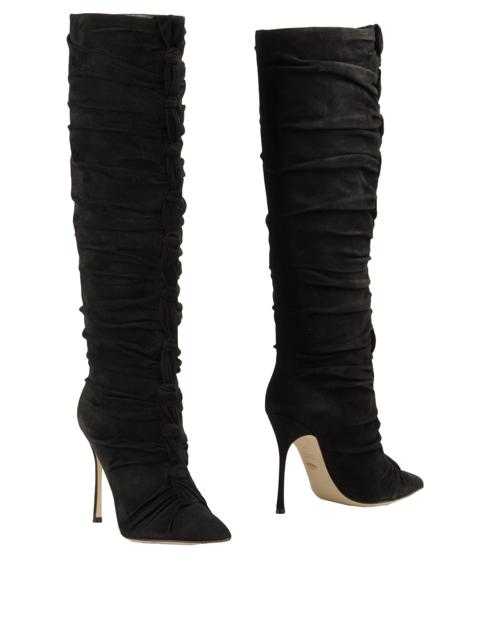 Sergio Rossi Stiefel Damen  11353181GMGünstige gut aussehende Schuhe