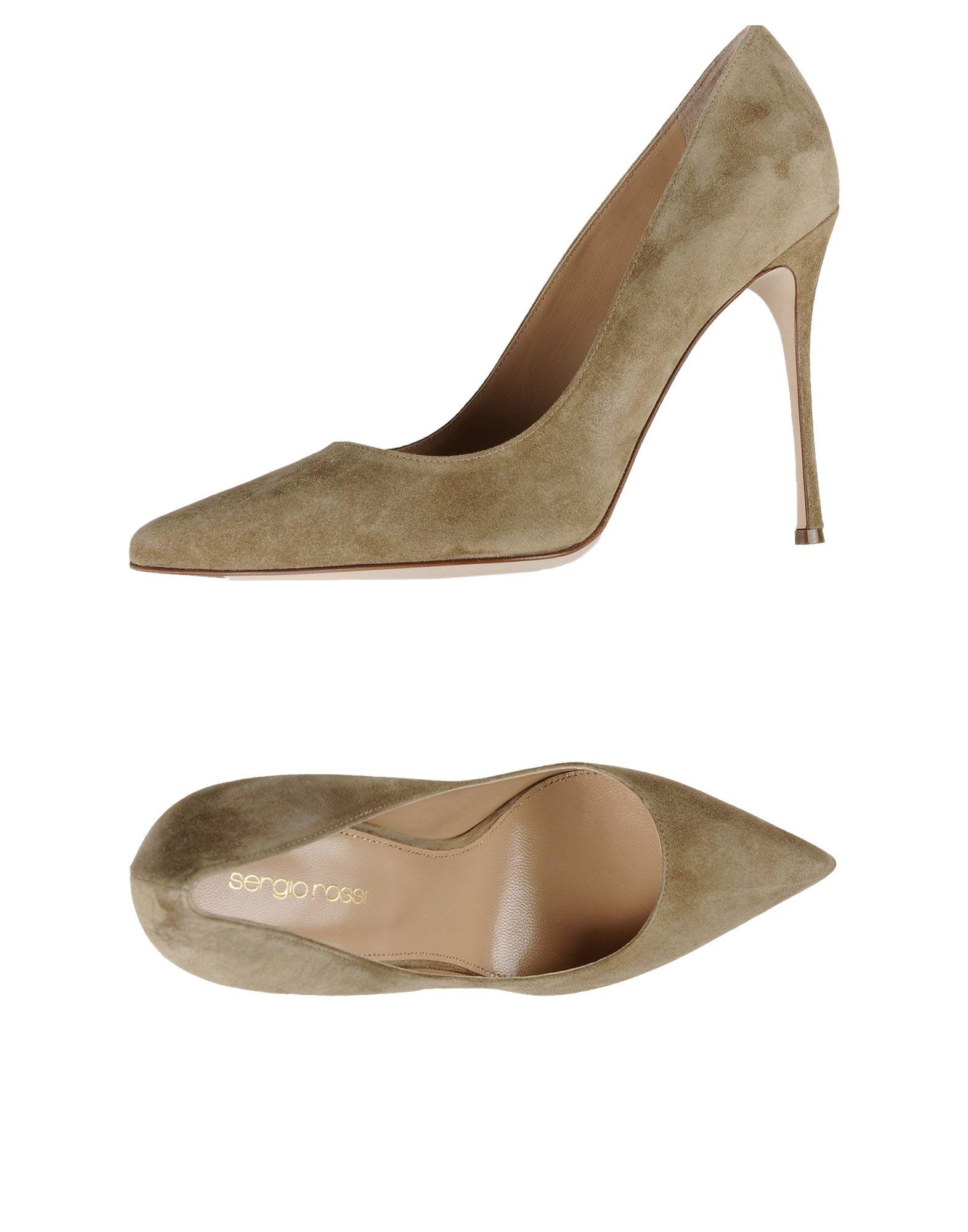 Sergio Rossi Pumps Damen Beliebte  11353197RU Beliebte Damen Schuhe dcdecf