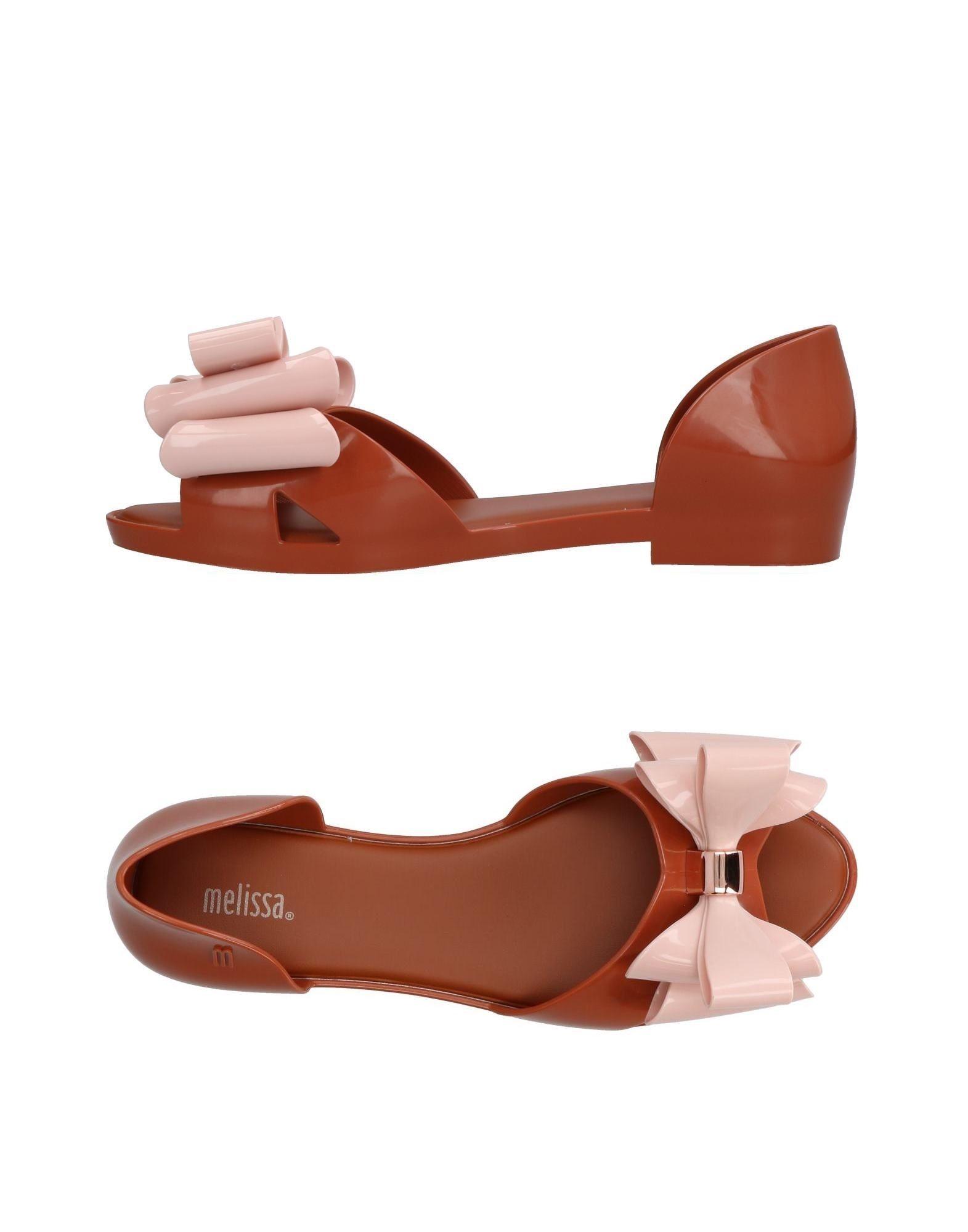 Günstige und modische Schuhe Melissa Sandalen Damen  11353219DR