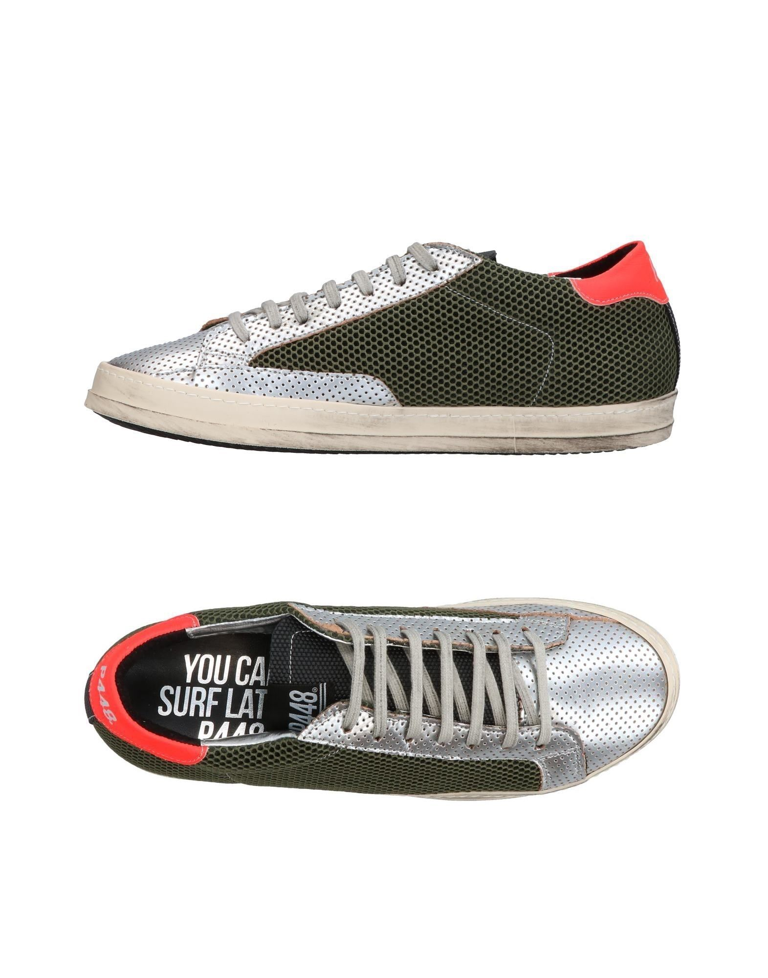 Moda Sneakers P448 Uomo - 11353234VS