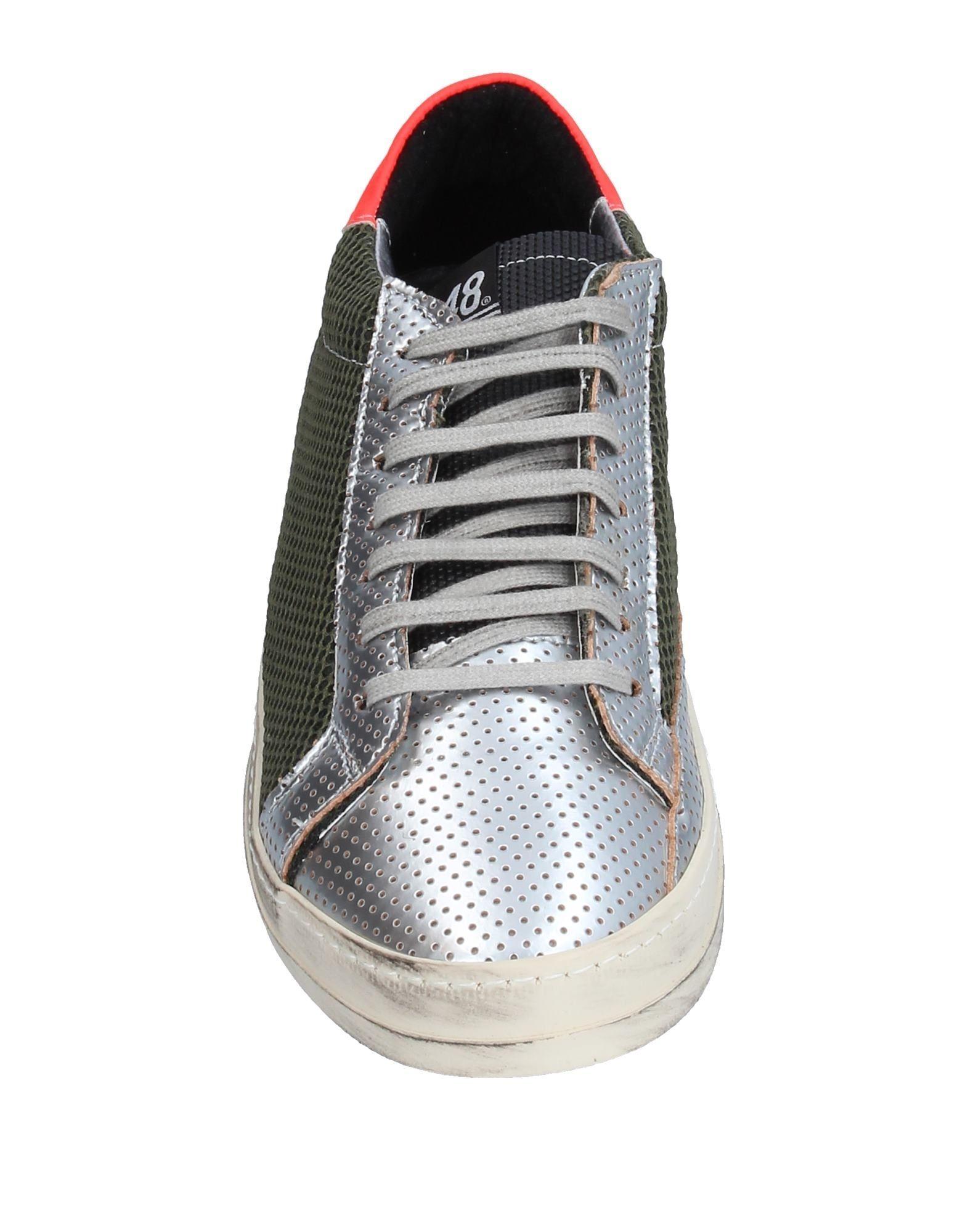 Haltbare Mode billige Schuhe P448 Sneakers Herren  11353234VS Heiße Schuhe