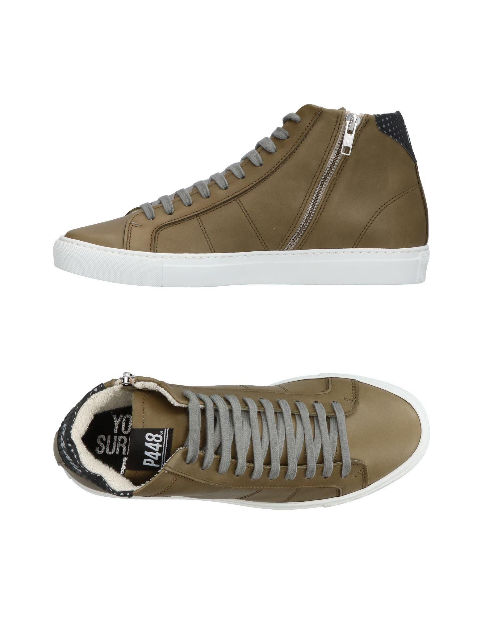 Rabatt echte Schuhe P448 Sneakers Herren  11353290KT