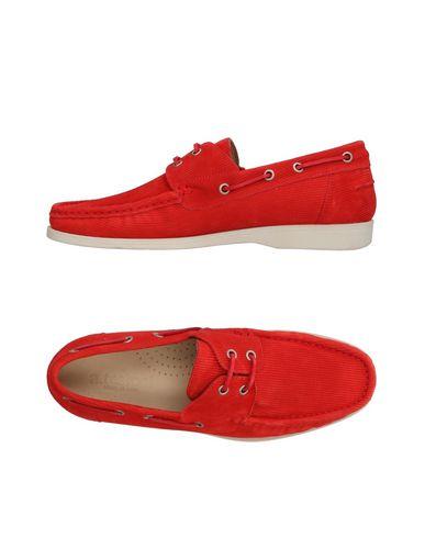 Zapatos con descuento Mocasín A.Testoni Hombre - Mocasines A.Testoni - 11353317DF Rojo