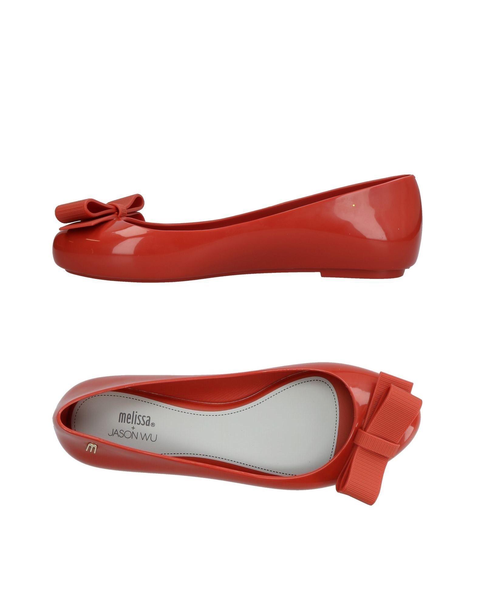 Melissa + Jason Wu Ballerinas Damen  11353336OU Gute Qualität beliebte Schuhe