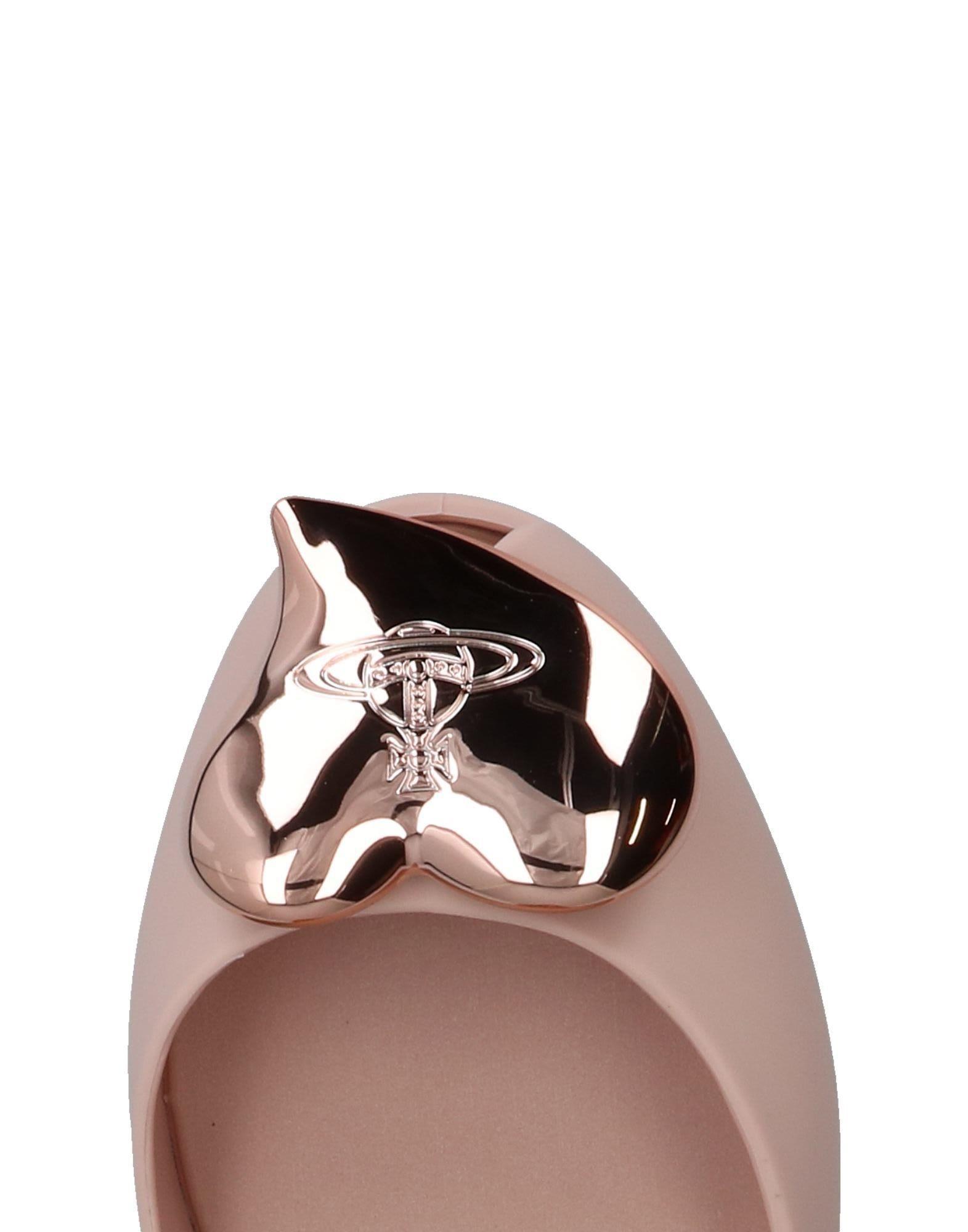 Vivienne Westwood Anglomania + Melissa Ballerinas Damen  11353353UP Gute Qualität beliebte Schuhe