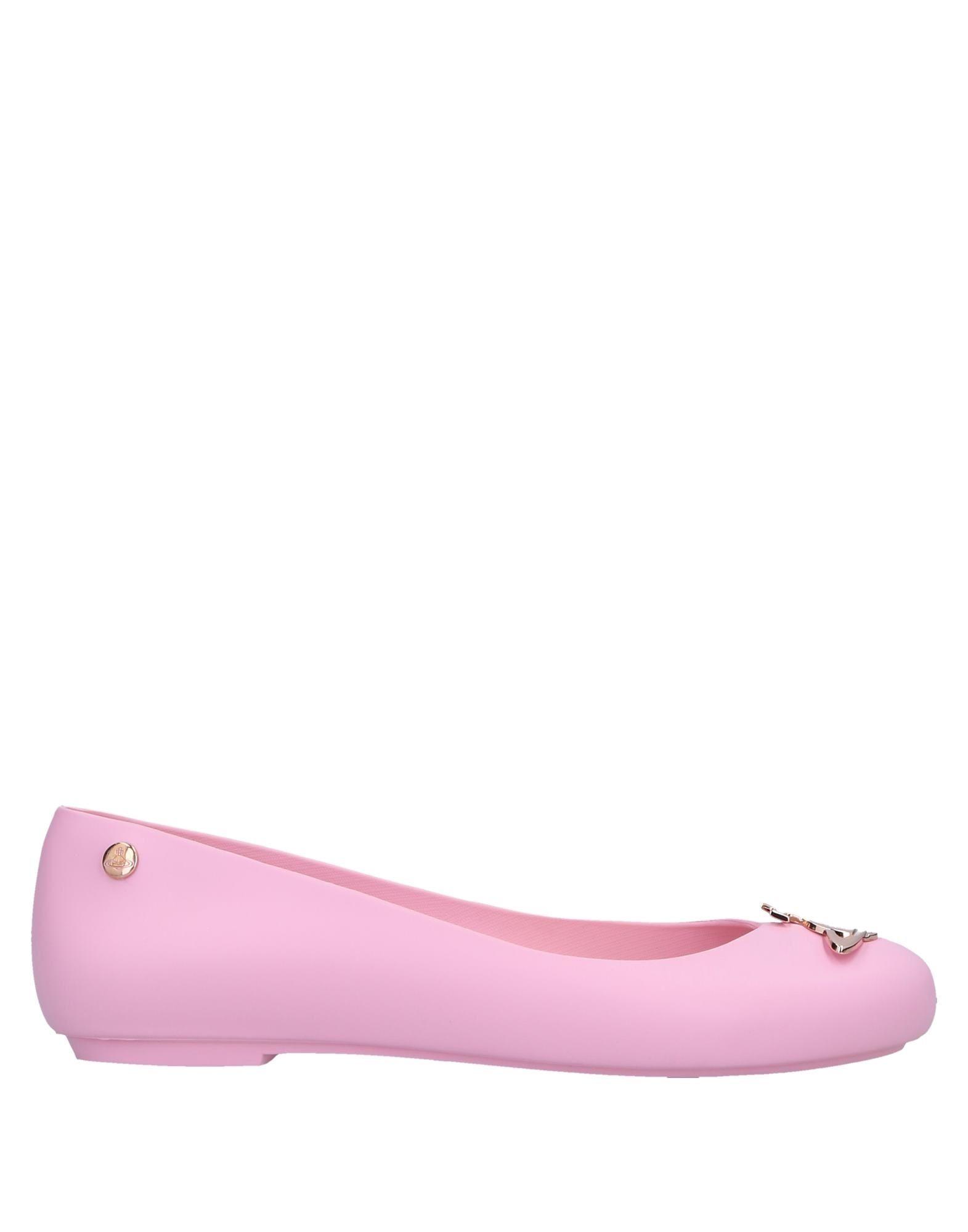 Vivienne Westwood Anglomania + Melissa Ballerinas Damen  11353377PT Gute Qualität beliebte Schuhe