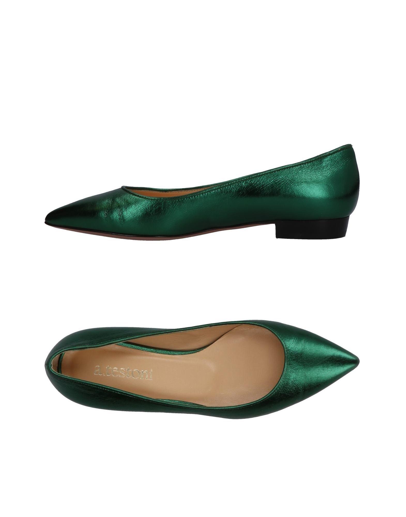 Ballerine A.Testoni Donna - - - 11353432BB f774e4