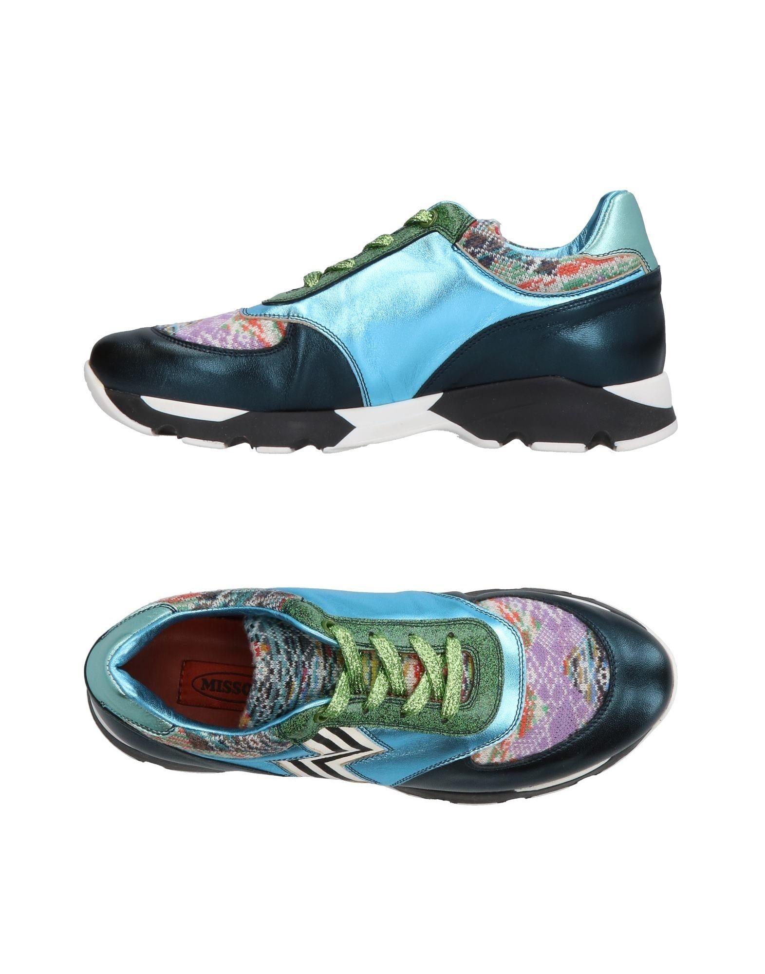 Rabatt Schuhe Missoni Sneakers Damen  11353681RW