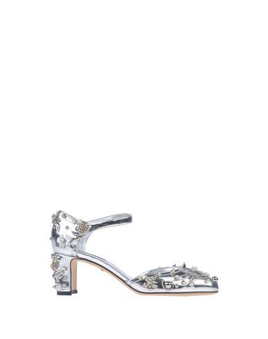amp; Gabbana Gabbana Sandales Sandales Dolce Dolce Gabbana Argent Argent Dolce amp; amp; XF7fZX