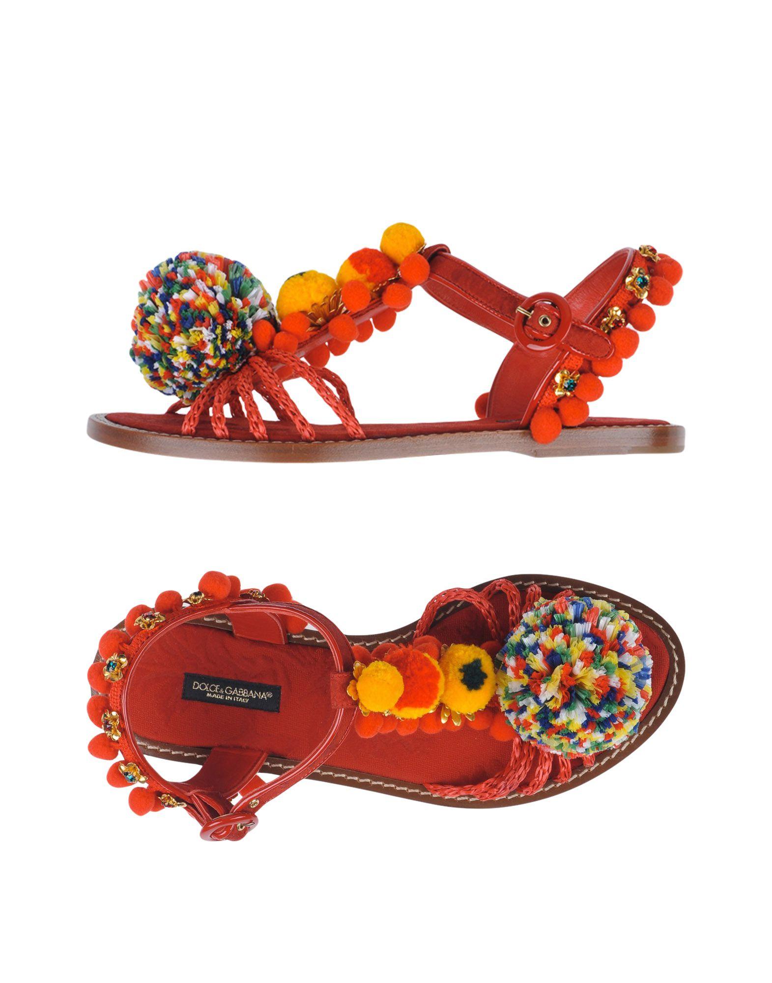 Sandali & Dolce & Sandali Gabbana Donna - 11353710XJ ad404e