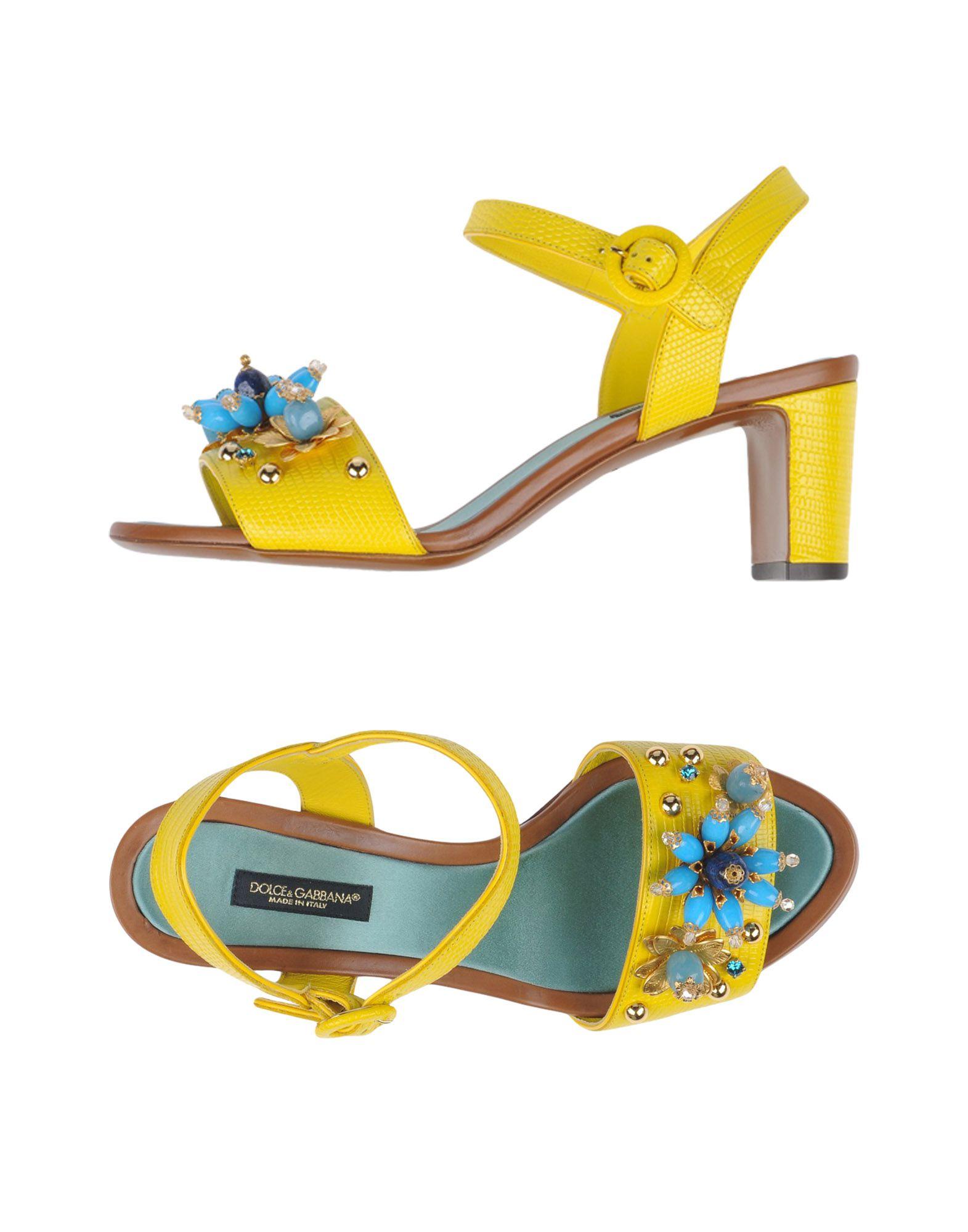 Sandali Dolce & Gabbana Donna - 11353725QK
