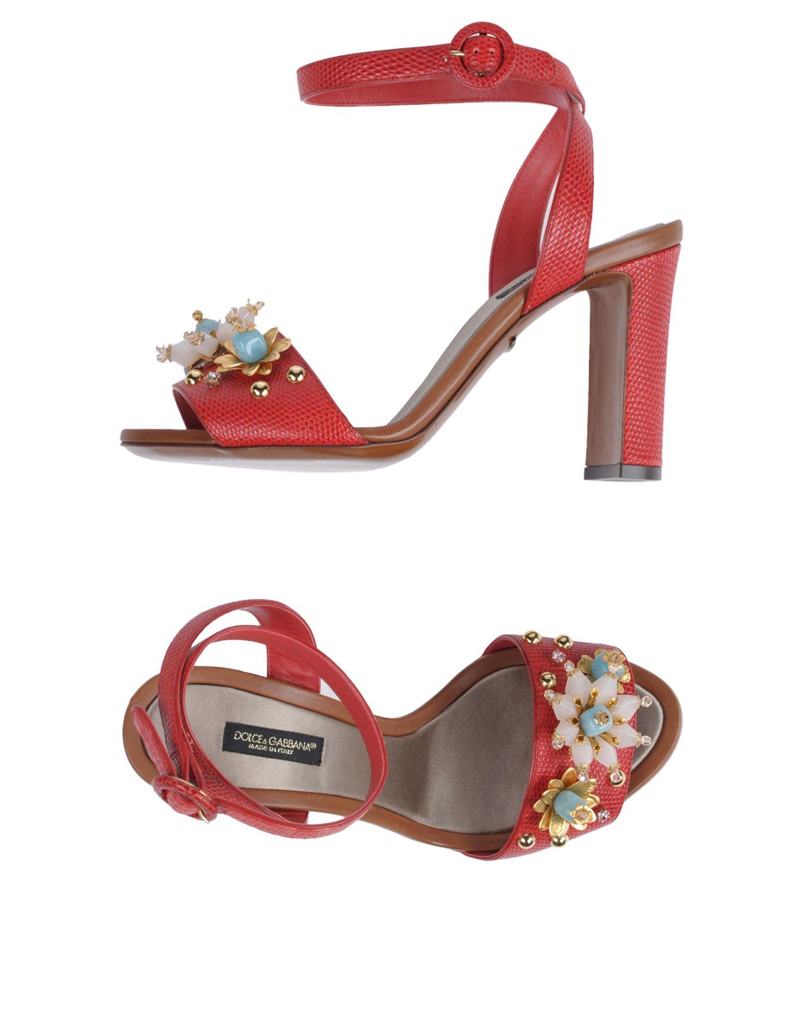 Sandali Dolce & Gabbana Donna - Acquista online su