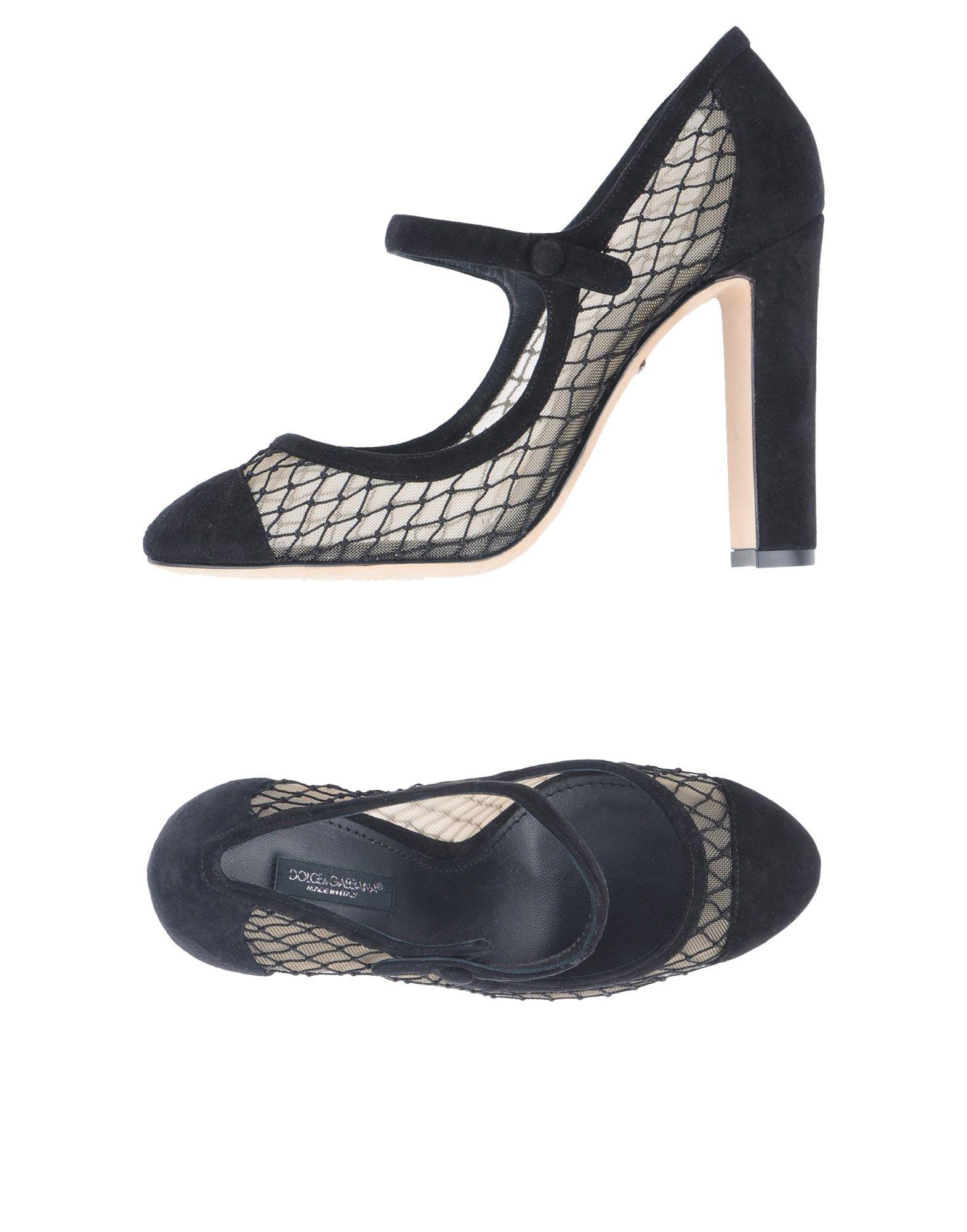 Dolce & Gabbana Pumps Damen  11353735SSGünstige gut aussehende Schuhe
