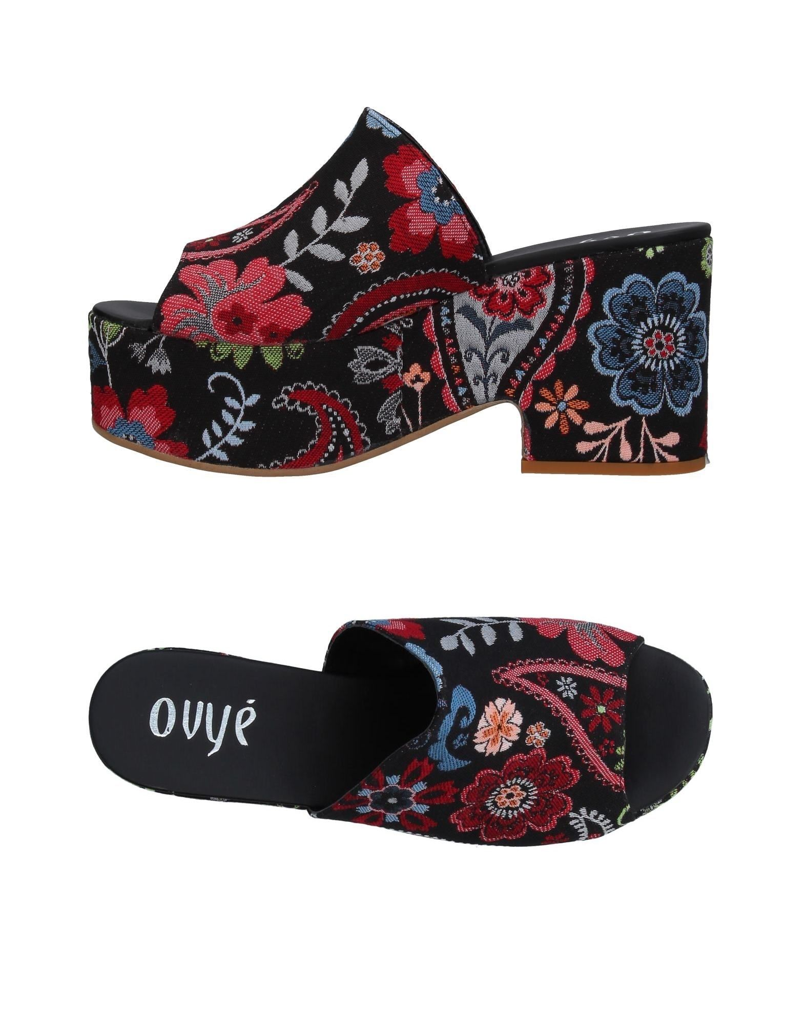 Ovye' By Cristina Lucchi Sandalen Damen  11353767MD Gute Qualität beliebte Schuhe
