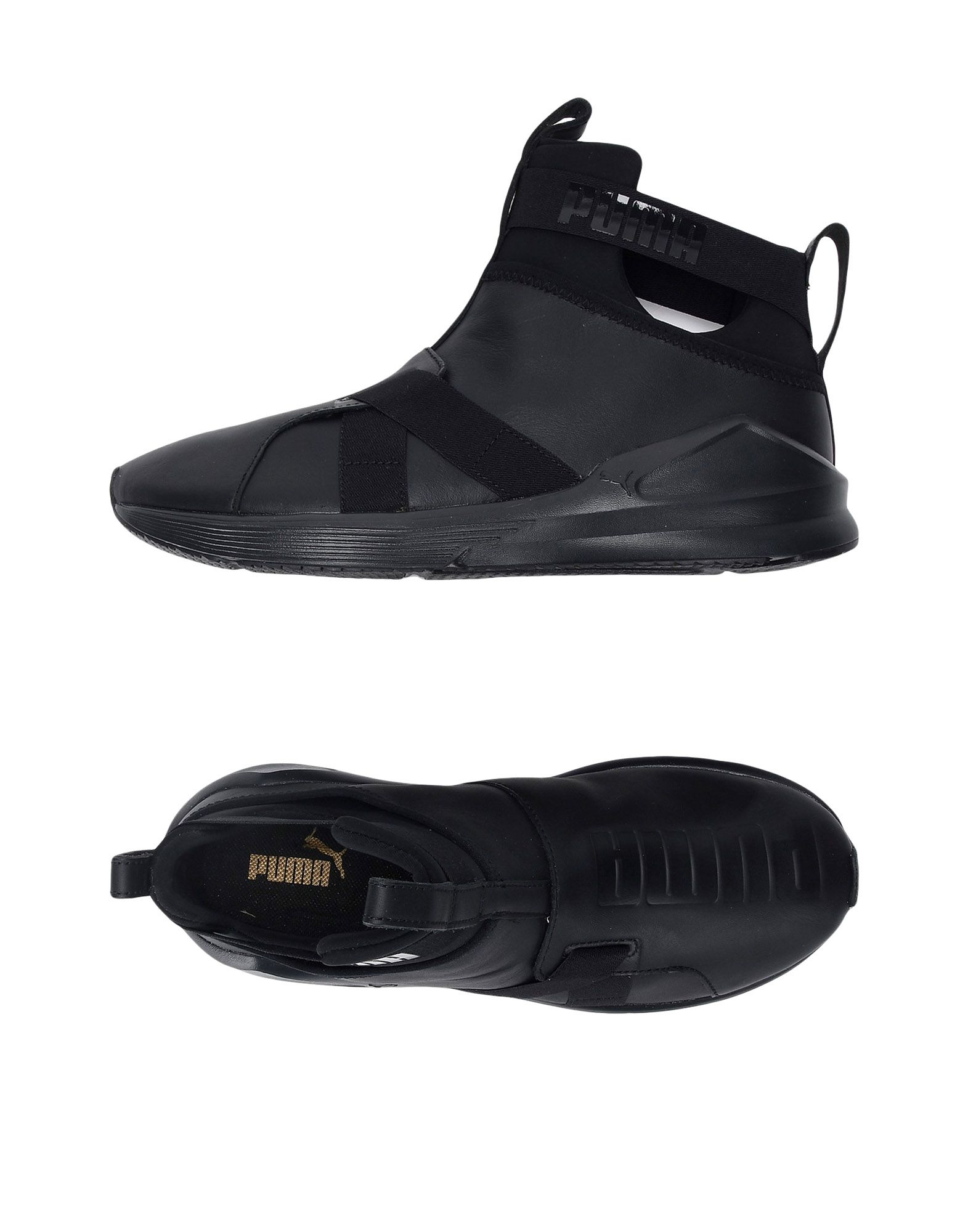 Sneakers Puma Fierce Strap Leather Wn's - Donna - 11353839BT