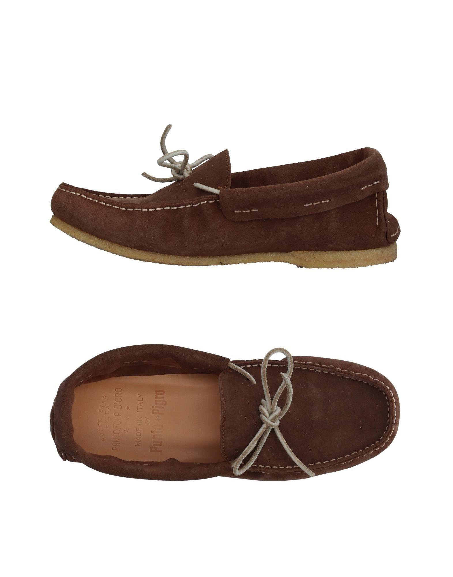 Mocassino 11353845VB Pantofola D'oro Uomo - 11353845VB Mocassino 148611