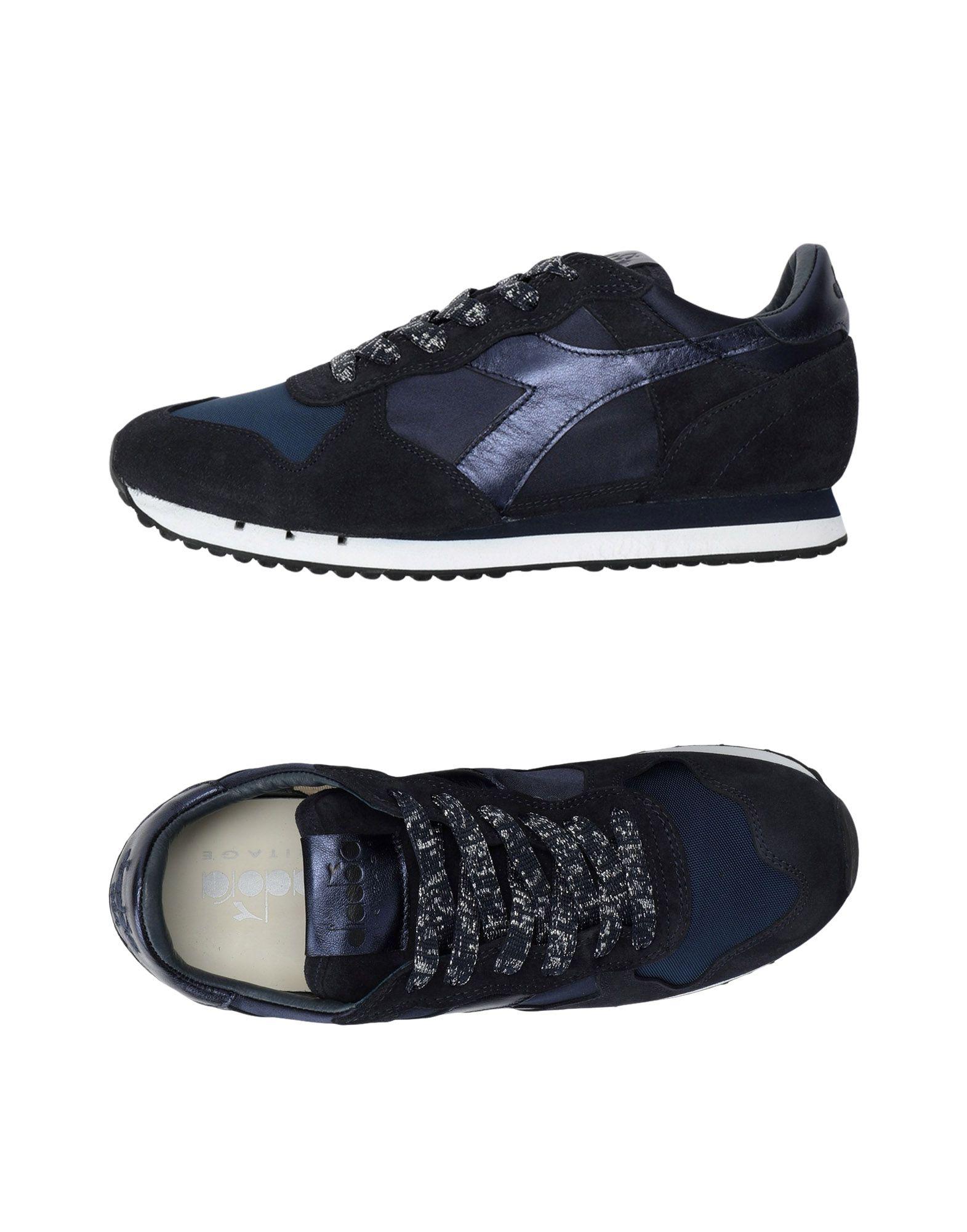 Sneakers Diadora Heritage Trident W Low Satin - Donna - 11353881WQ