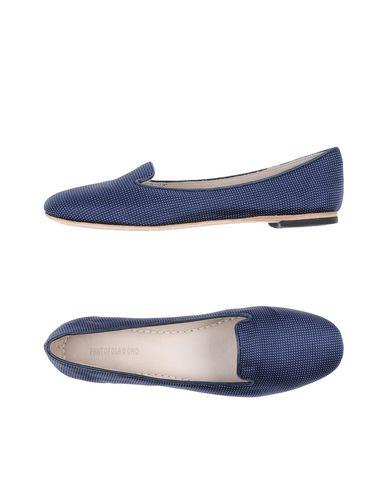 Venta de liquidación de temporada - Mocasín Pantofola D'oro Mujer - temporada Mocasines Pantofola D'oro - 11353923JO Azul oscuro 38a465