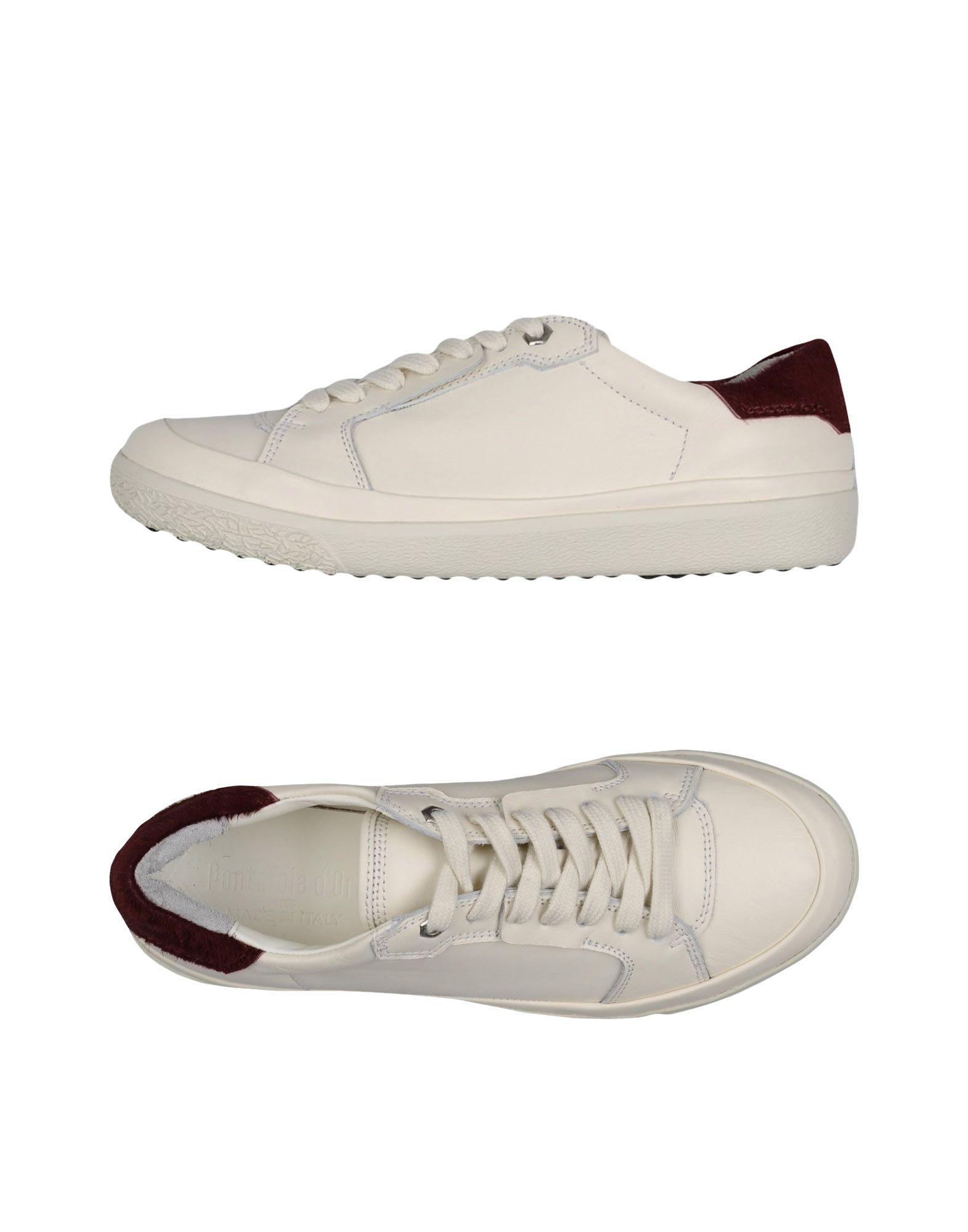 Zapatos de de Zapatos mujer baratos zapatos de mujer Zapatillas Pantofola D'oro Mujer - Zapatillas Pantofola D'oro  Blanco 9a144d