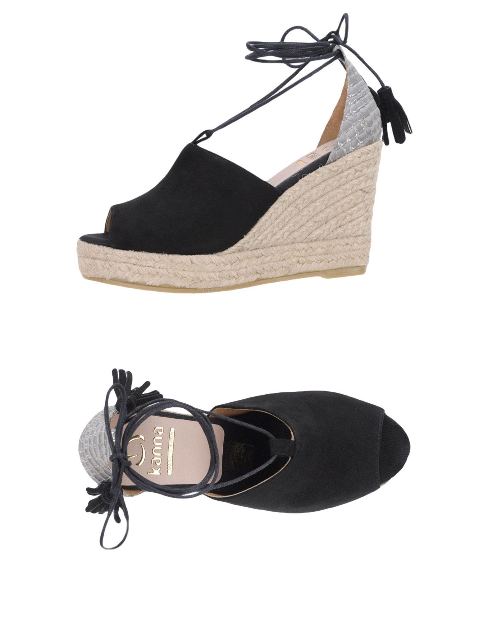 Kanna Espadrilles Damen Damen Espadrilles 11353999GB Gute Qualität beliebte Schuhe 9c5380