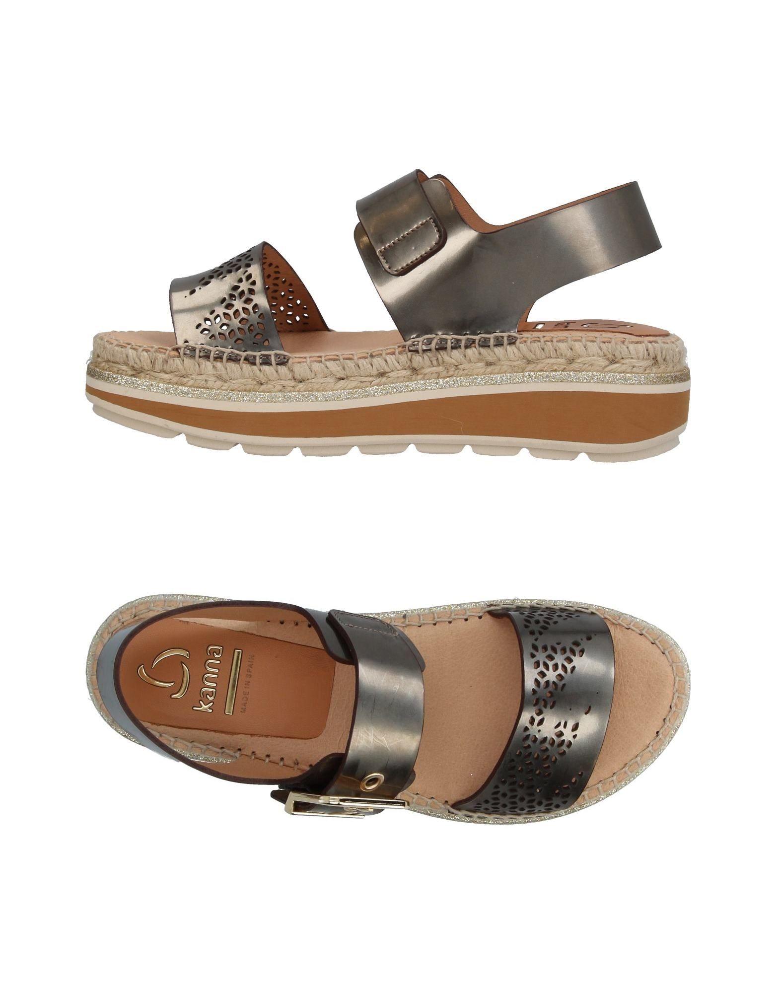 Kanna Sandalen Qualität Damen  11354002AG Gute Qualität Sandalen beliebte Schuhe 19e3b4