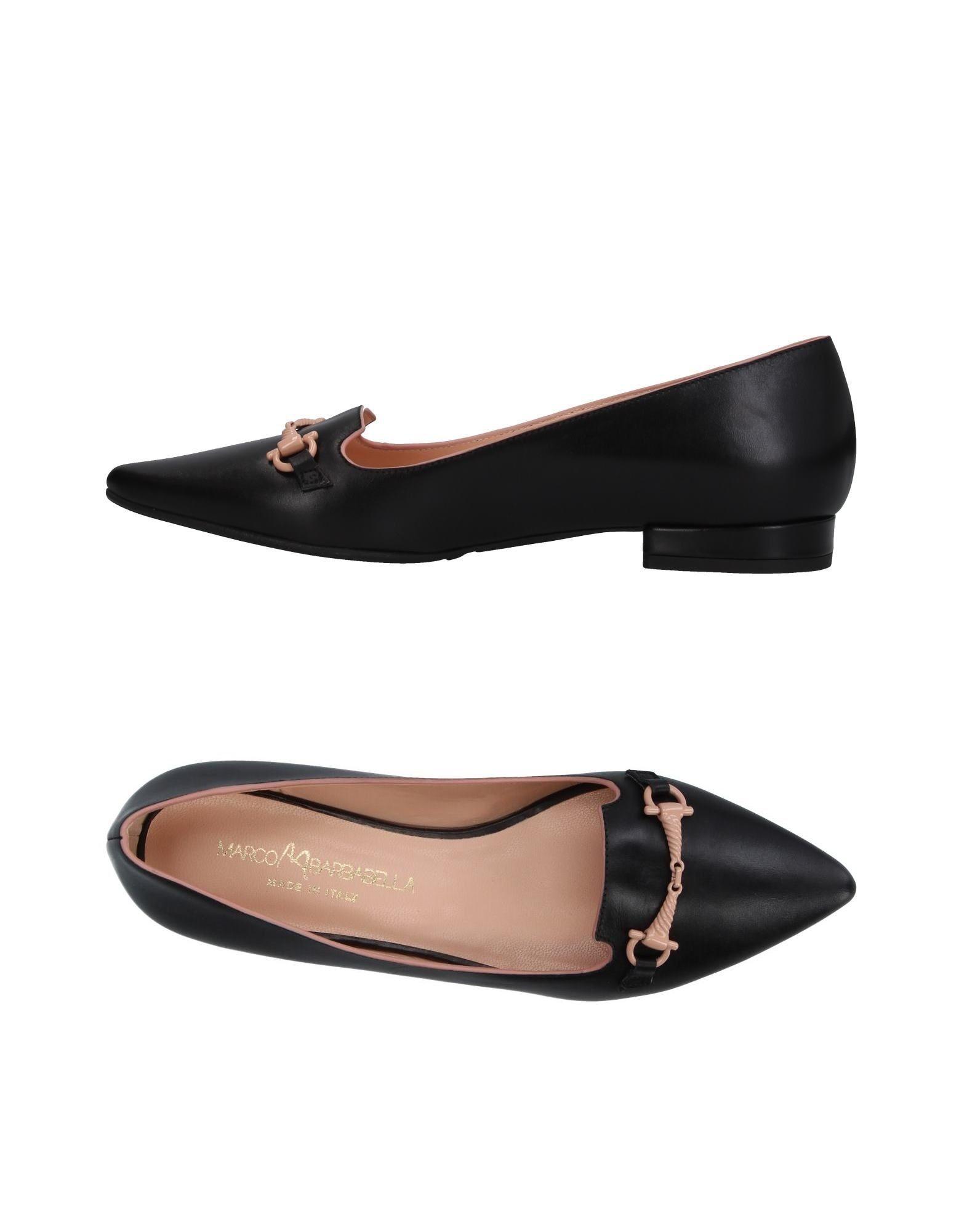 Stilvolle billige Schuhe Marco Barbabella Mokassins Damen  11354038GG