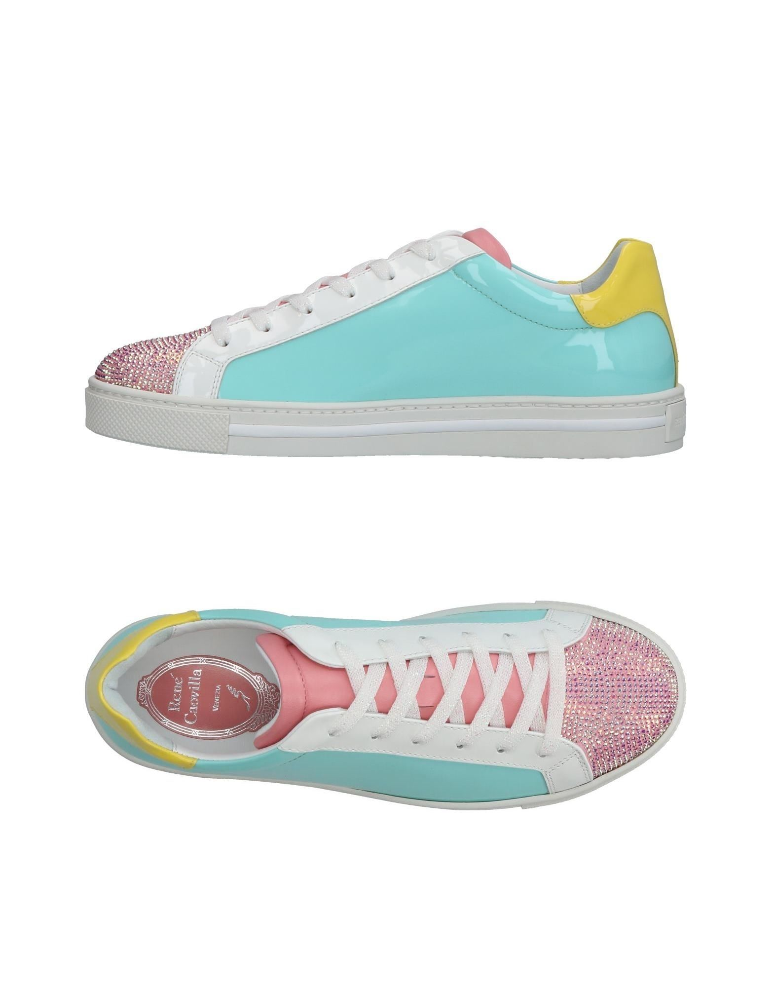 Sneakers Rene' Caovilla Donna - 11354173FP