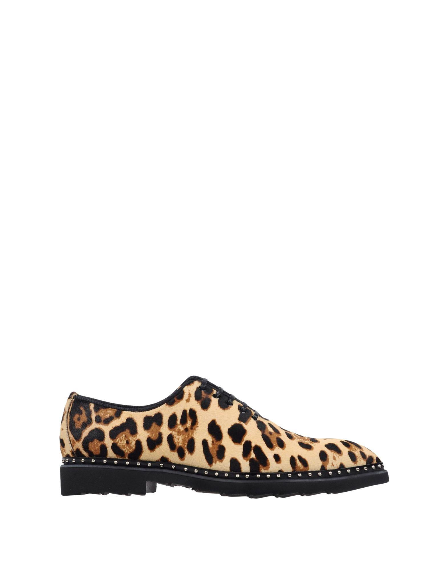 Dolce & Gabbana Schnürschuhe Herren Herren Schnürschuhe  11354226MA Gute Qualität beliebte Schuhe 393da5
