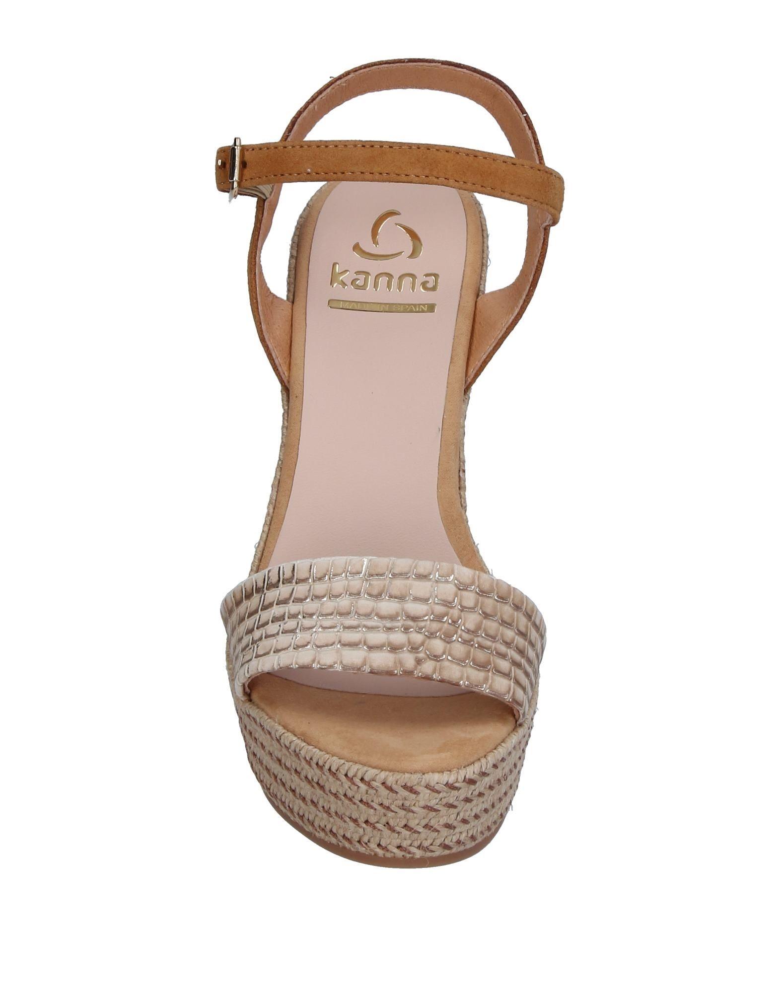 Kanna Qualität Espadrilles Damen  11354255NF Gute Qualität Kanna beliebte Schuhe bea9b6