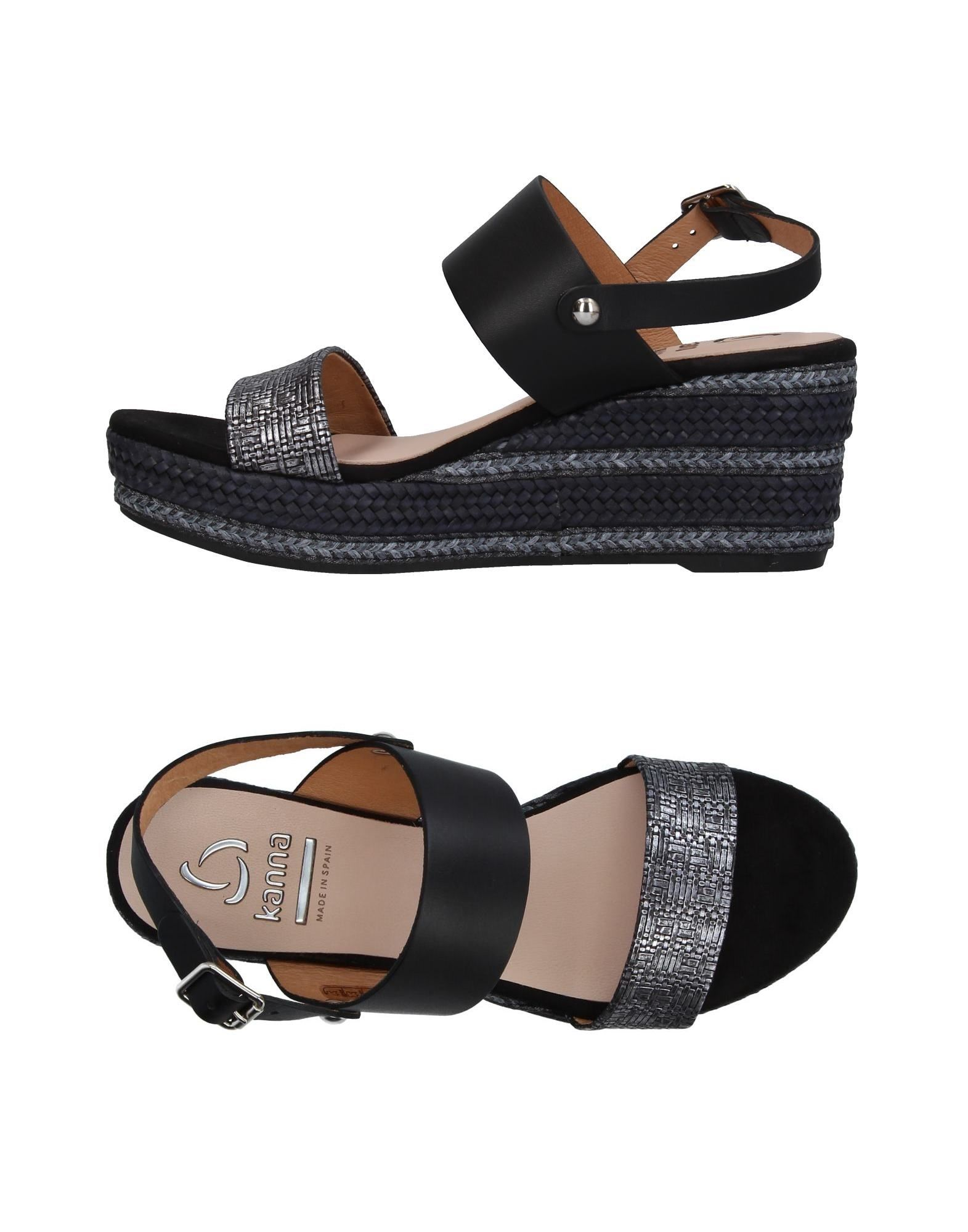 Haltbare Mode billige Schuhe Kanna Sandalen Damen  11354310QW Heiße Schuhe
