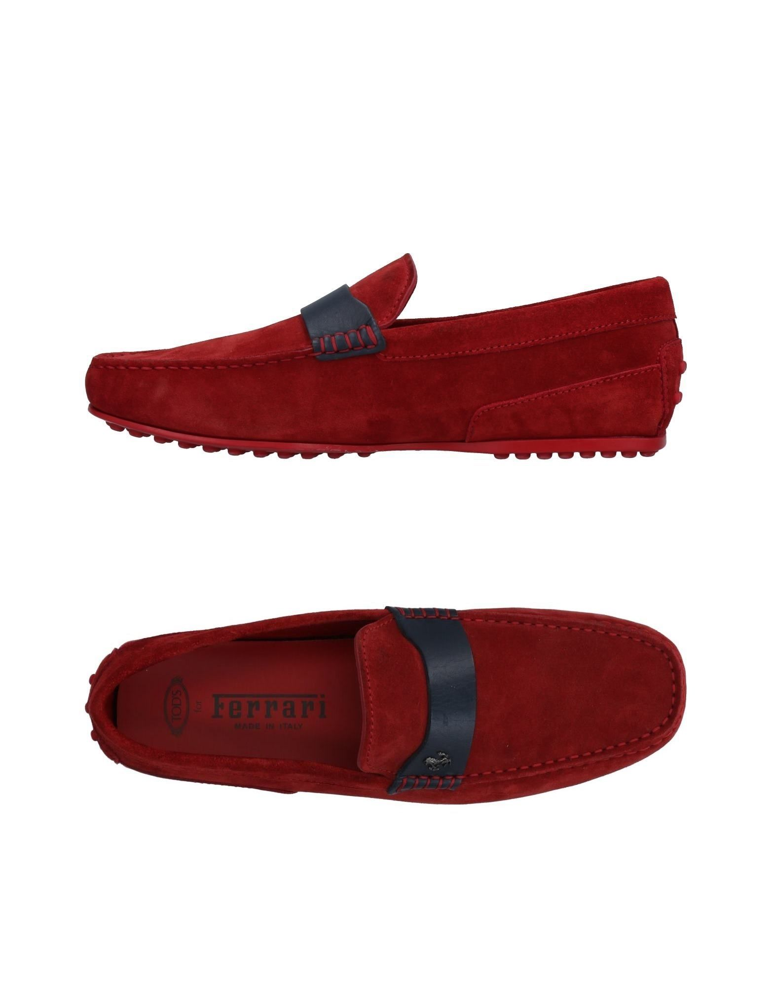 d3680584c2d Tod s For Ferrari Loafers - Men Tod s For Ferrari Loafers online on ...
