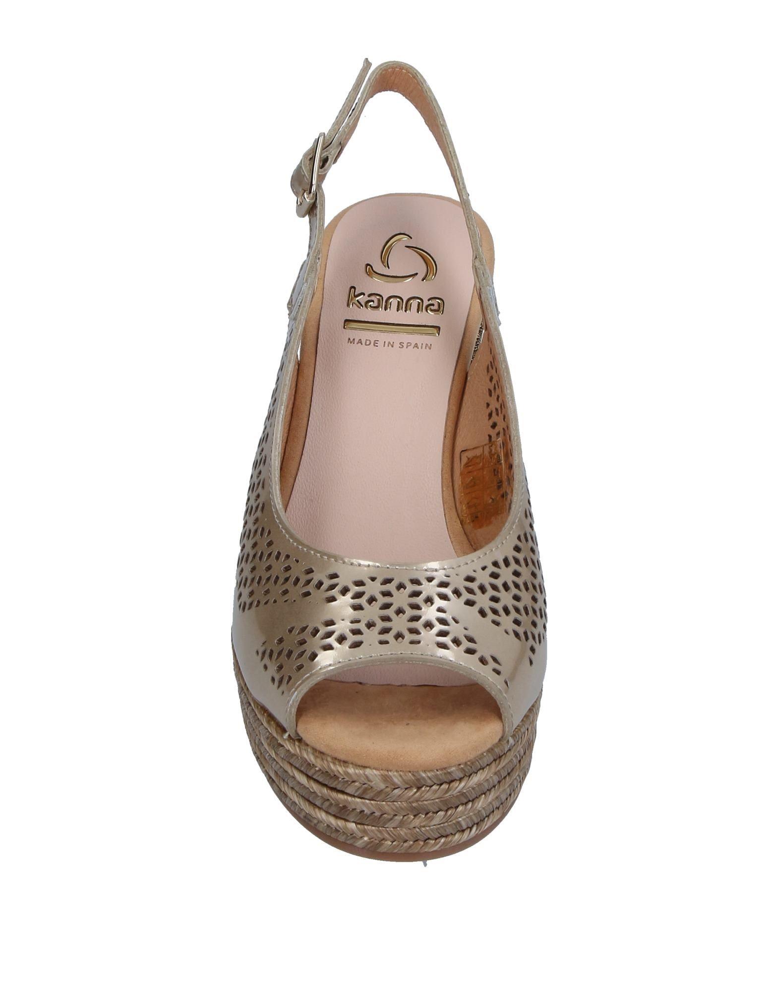 Kanna Espadrilles Damen  11354340AO Gute Qualität beliebte Schuhe