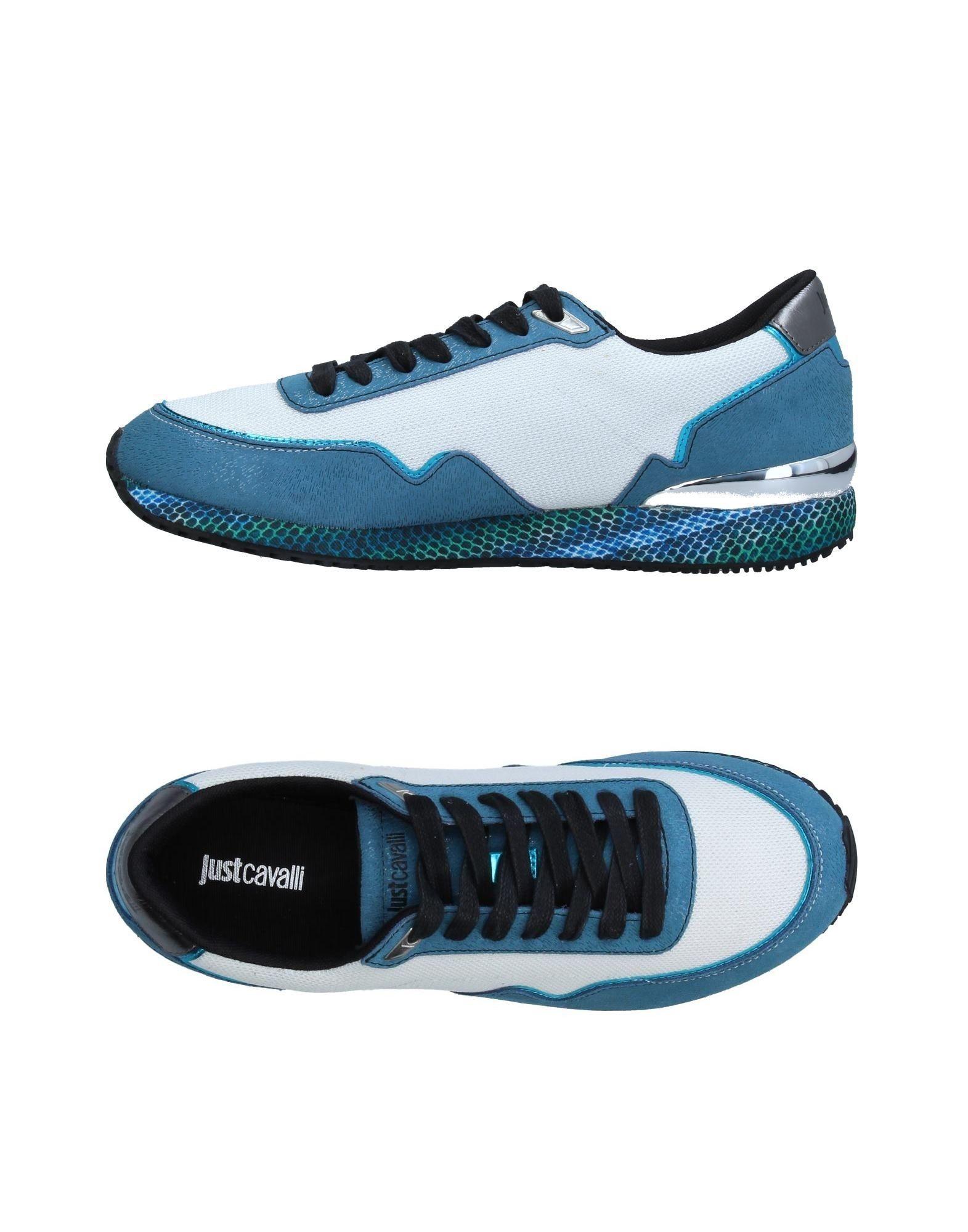 Zapatillas Just Zapatillas Cavalli Hombre - Zapatillas Just Just Cavalli  Azul pastel 49592f