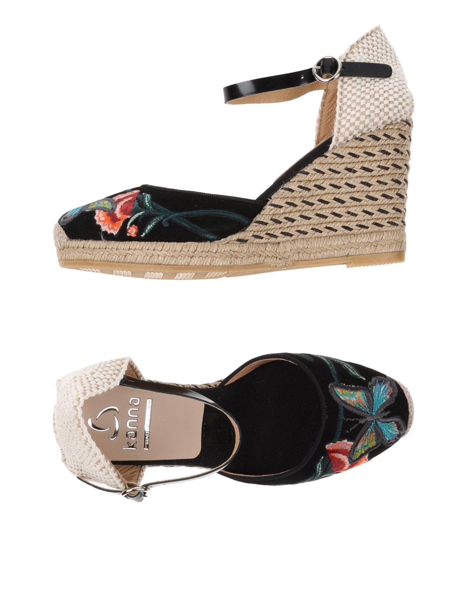 Kanna Espadrilles Damen  11354404JU Gute Qualität beliebte Schuhe