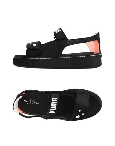 176f7631e16c4e Puma X Sophia Webster Sw Platform Sandal - Sandals - Women Puma X ...