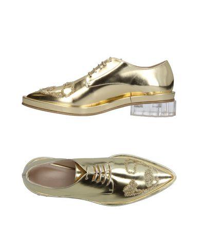 Zapato De Cordones Simone Rocha Mujer - Zapatos De Cordones Simone Rocha - 11354566PN Oro