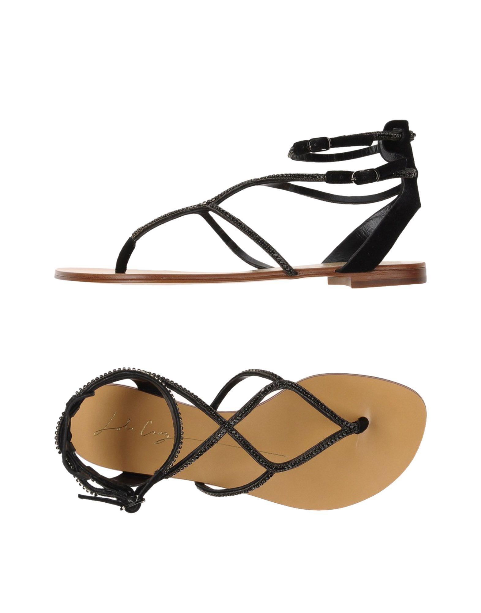Stilvolle Dianetten billige Schuhe Lola Cruz Dianetten Stilvolle Damen  11354586DJ e314df