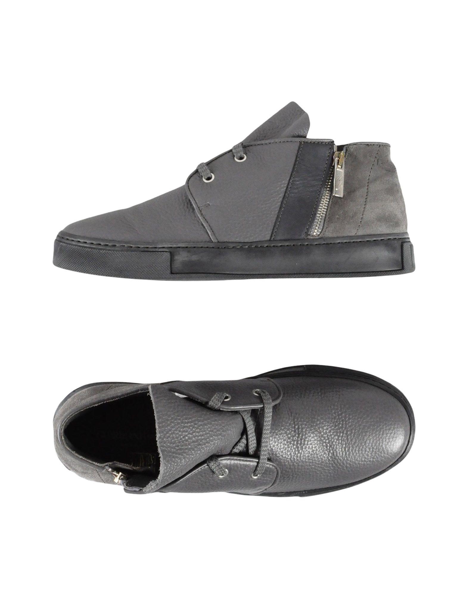 Rabatt echte Schuhe Alberto Guardiani Sneakers Herren  11354651BT